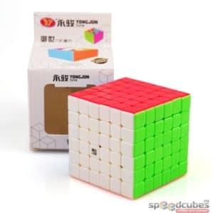 MoYu (YJ) 6x6x6 Yushi (цв)