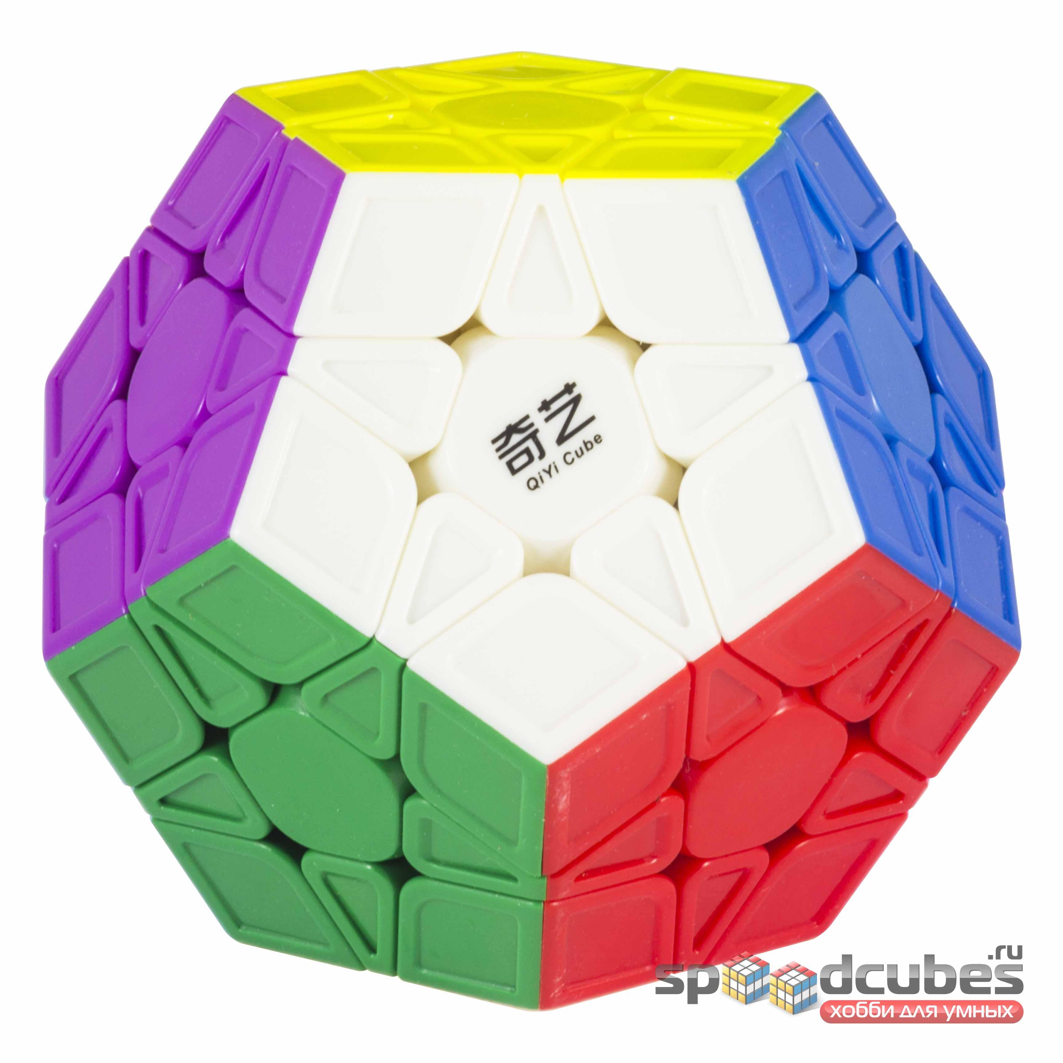 QiYi (MoFangGe) Qiheng S Megaminx (цв)