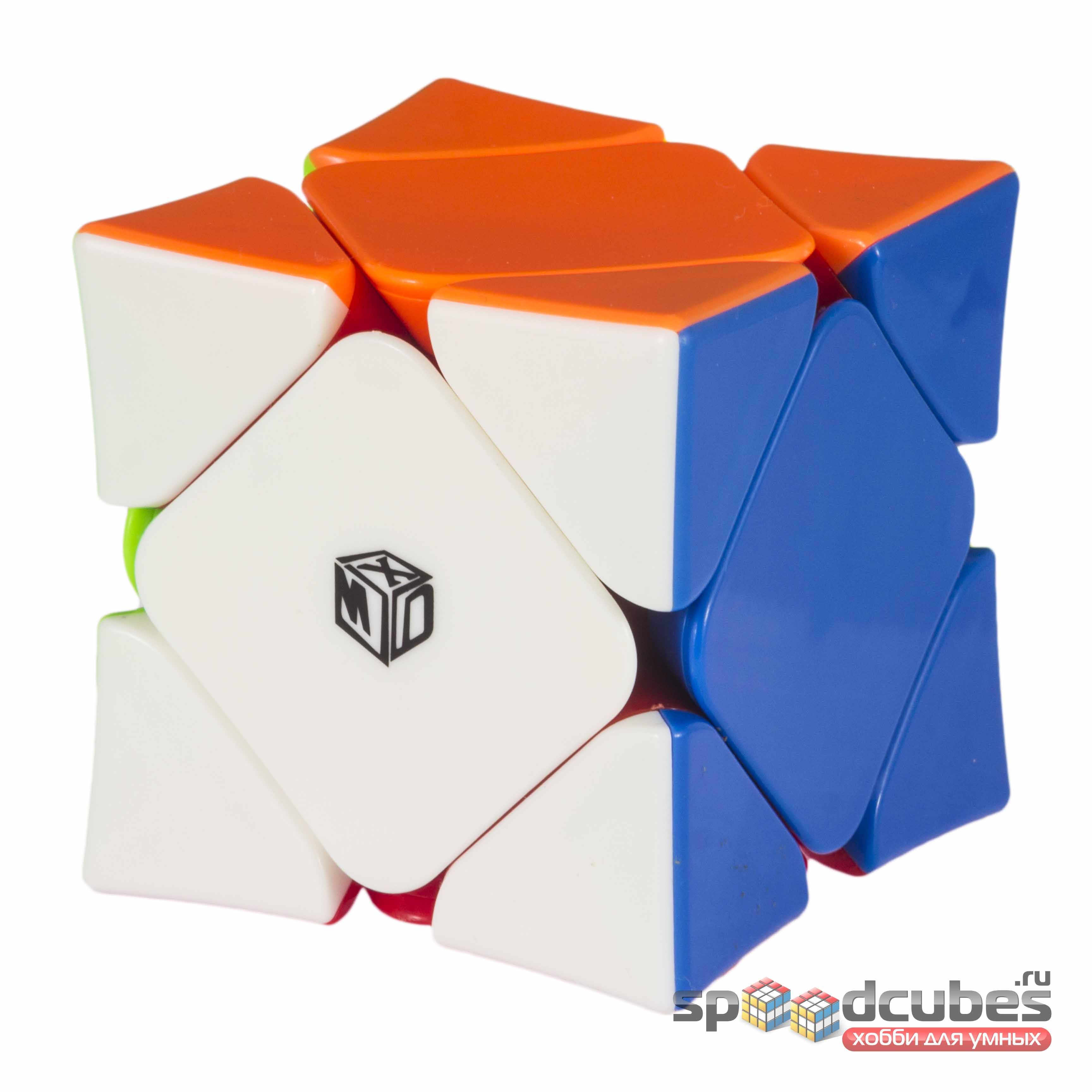QiYi MoFangGe X Man Magnetic Skewb Wingy Color 3