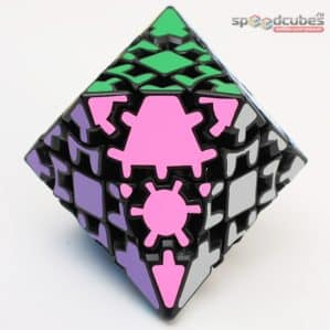 Lanlan Gear Cone Dodecahedron 4
