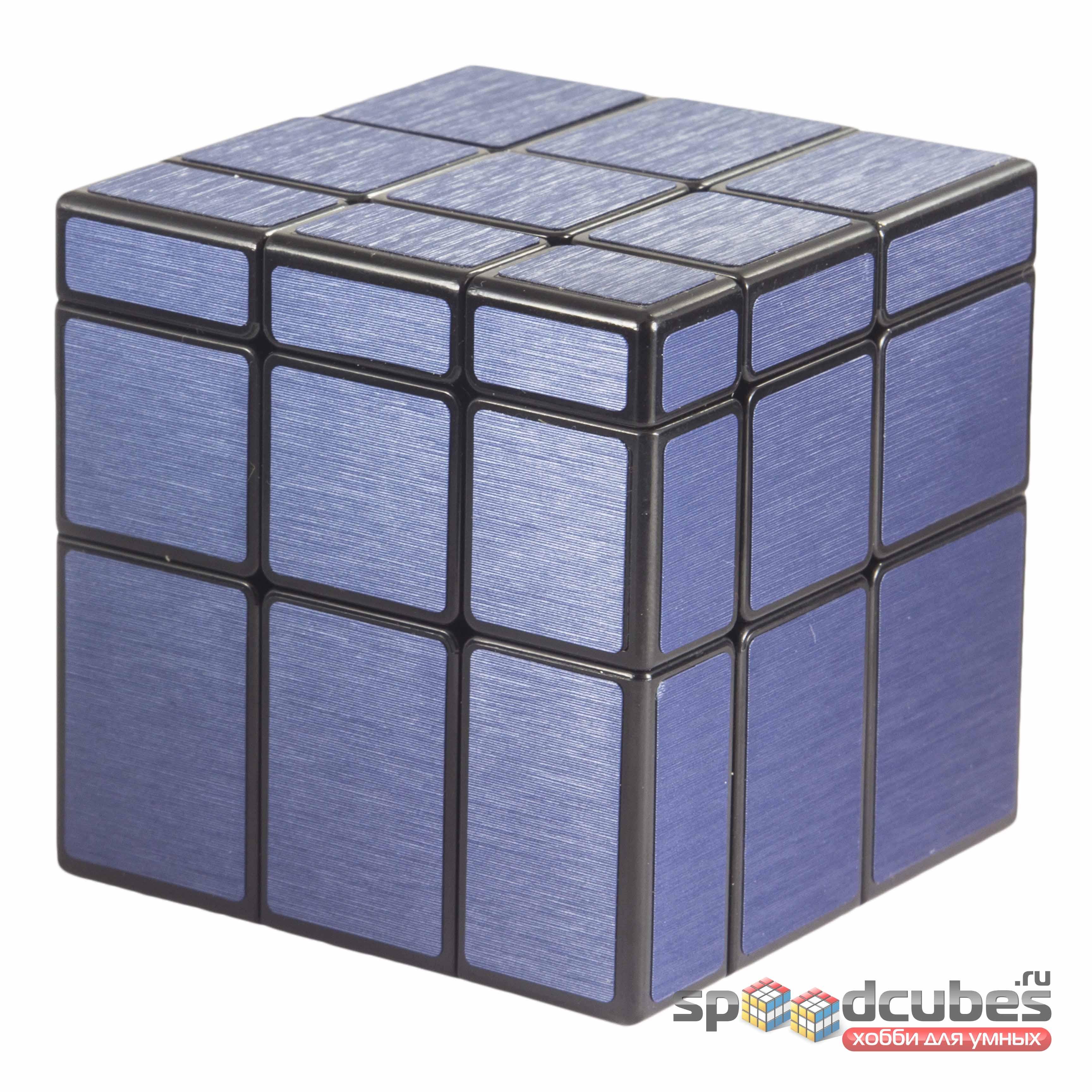 Qiyi Mofangge Mirror Cube Blue 1