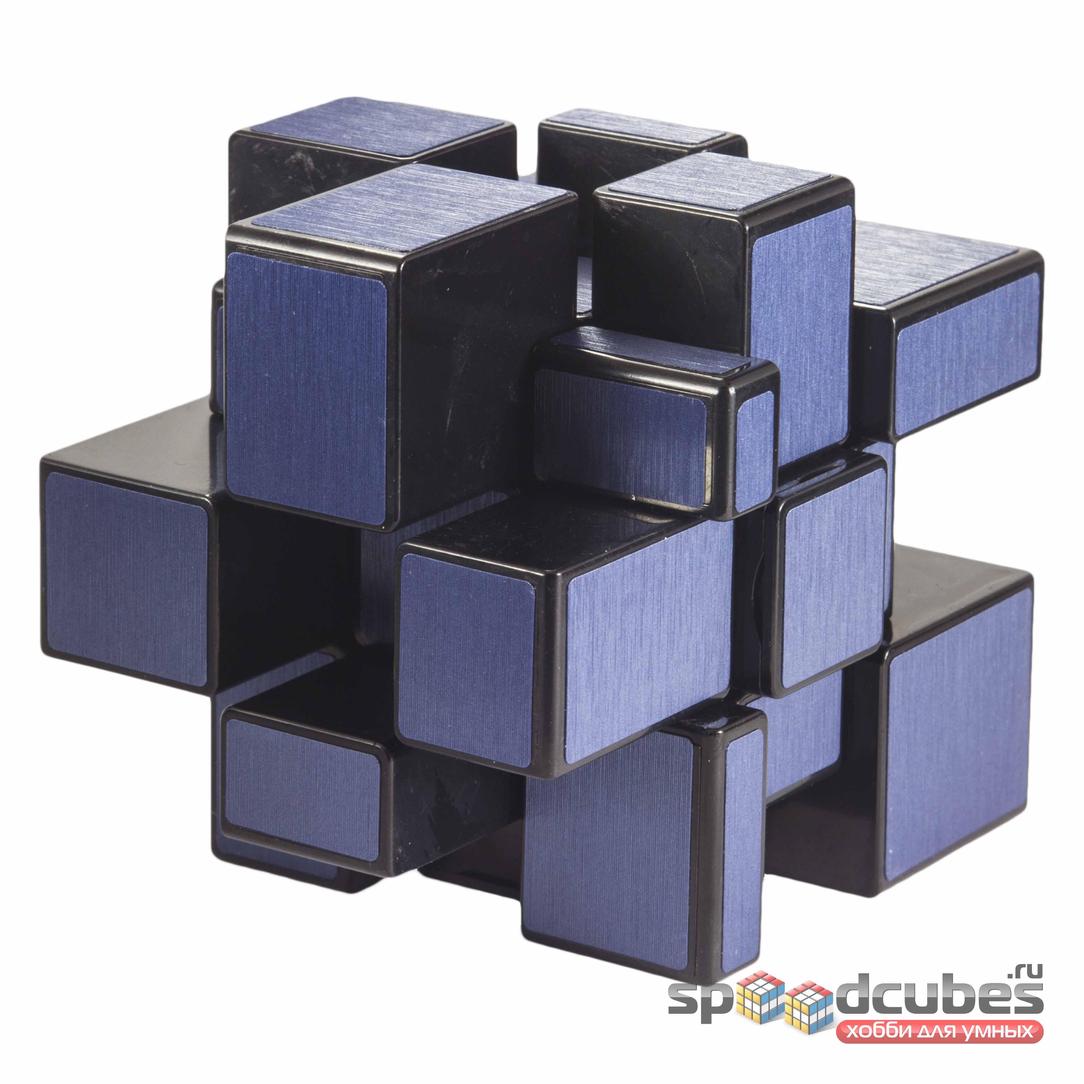 Qiyi Mofangge Mirror Cube Blue 2