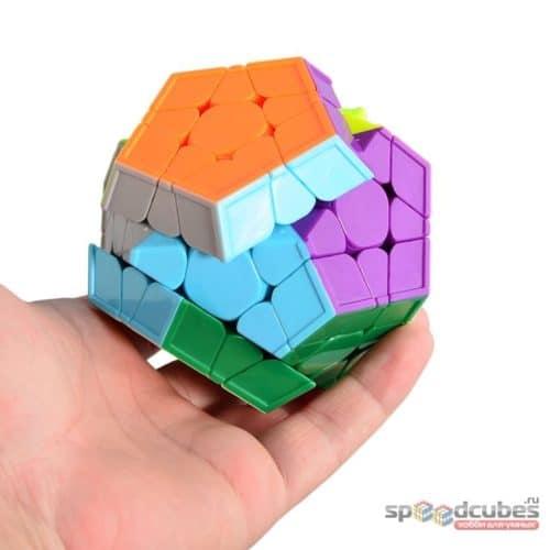 Yuxin Little Magic 3×3 Megaminx 0