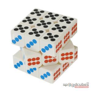 MoYu 3x3x3 Mofangjiaoshi Dice Cube