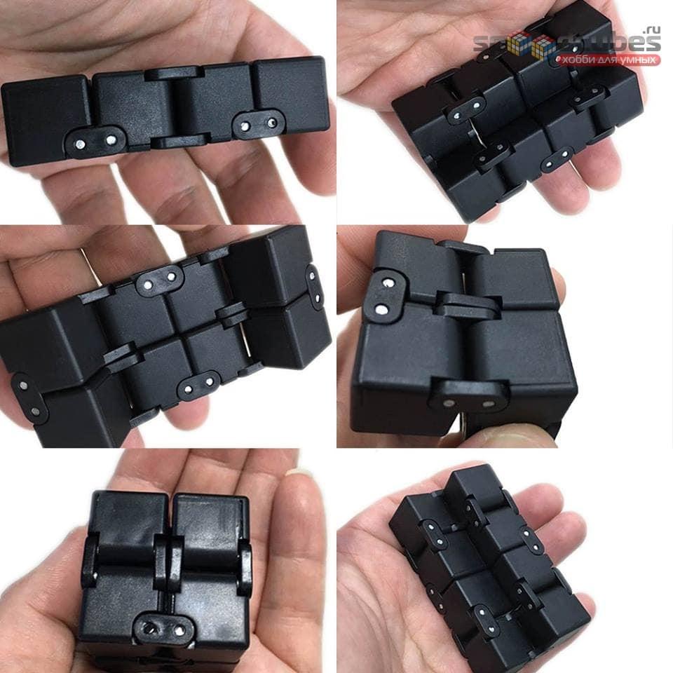 Infinity Cube Black 2