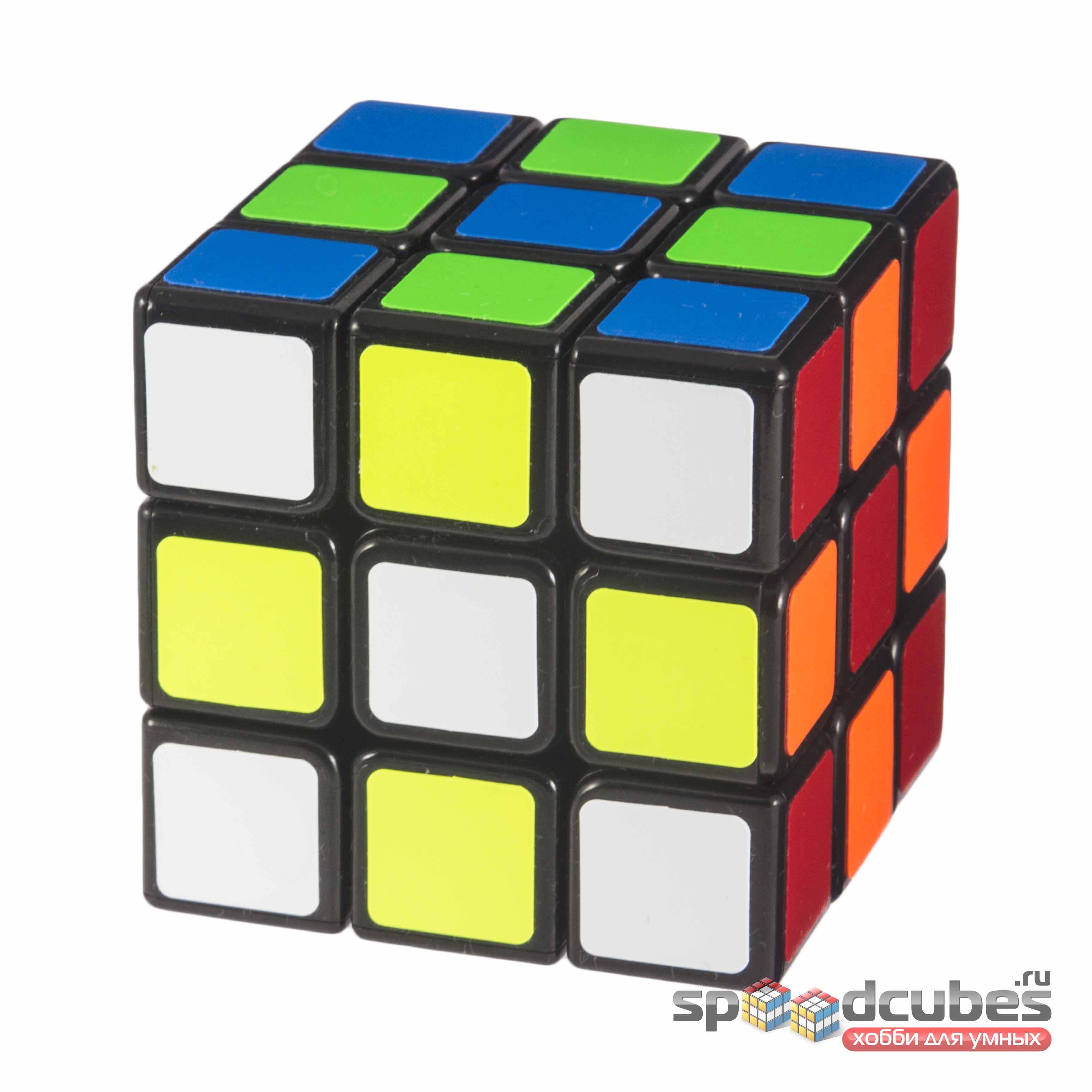 Shengshou 3x3x3 Aurora Black 3