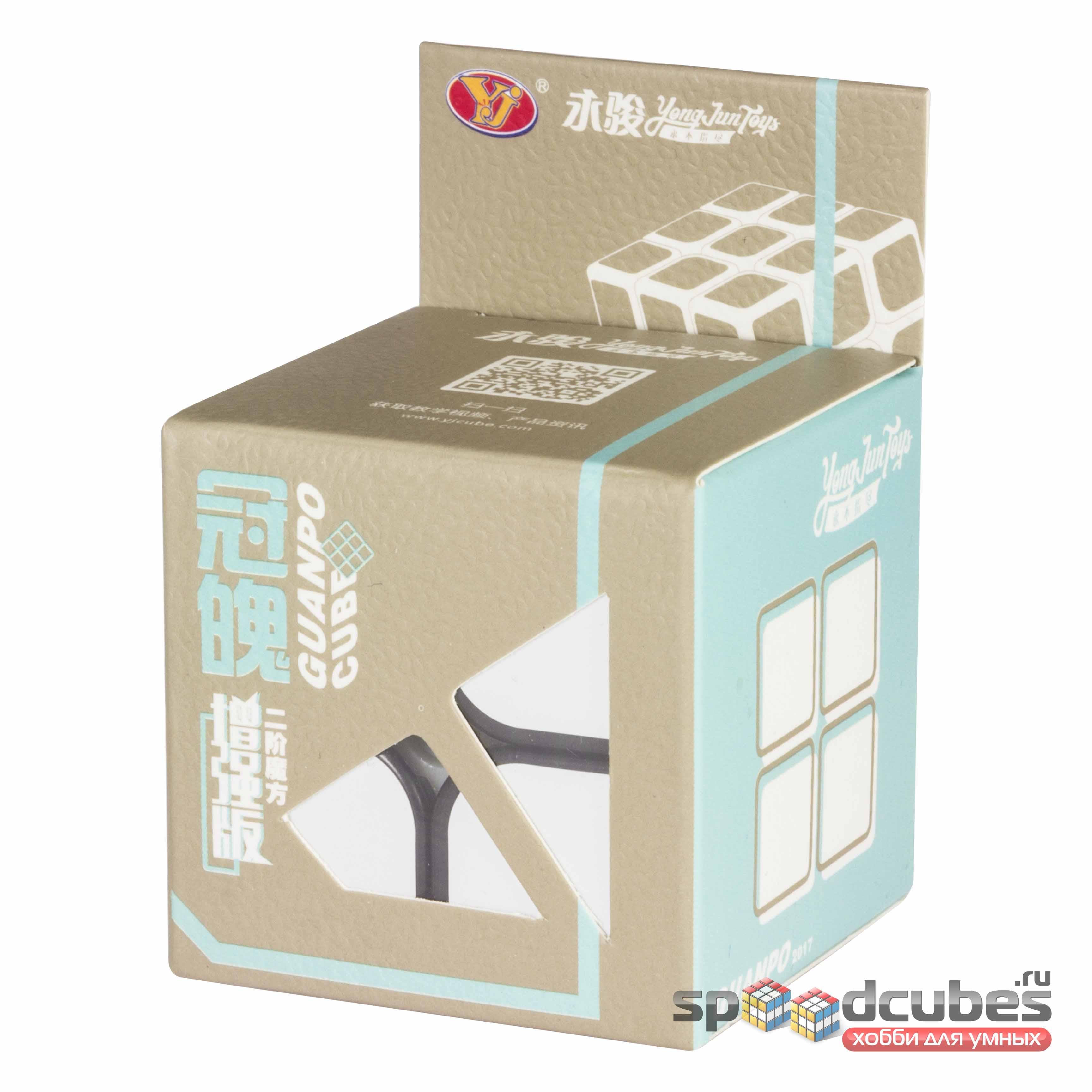 MoYu (YJ) 2x2x2 Guanpo Plus 1