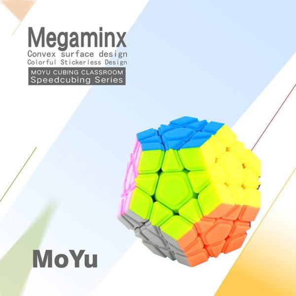 Moyu mofangjiaoshi megaminx 1