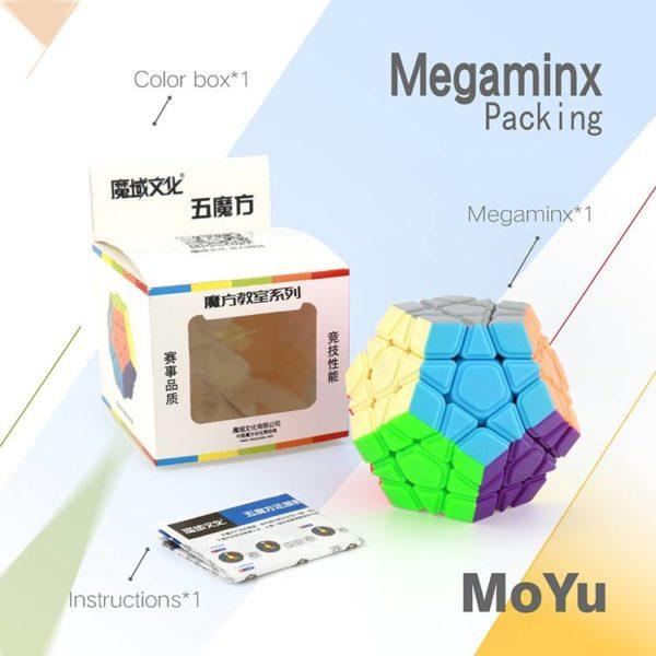 Moyu mofangjiaoshi megaminx 10