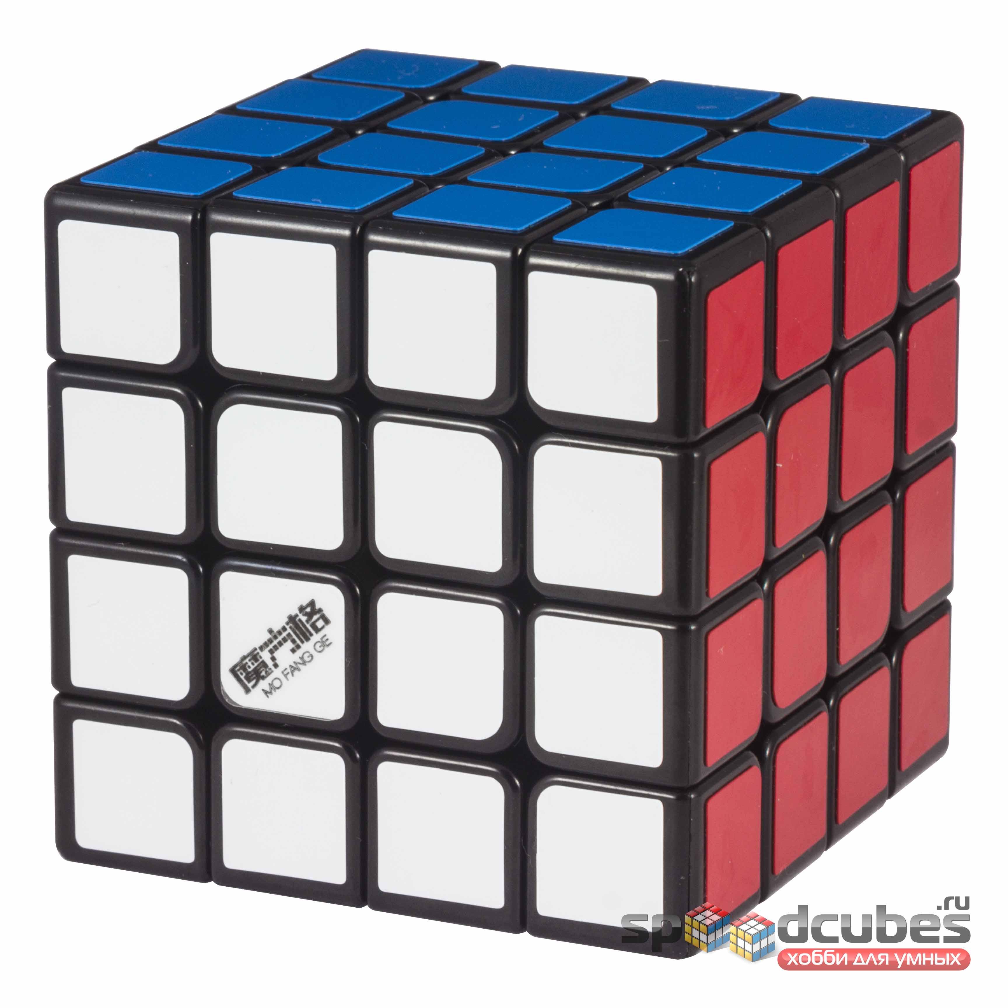 QiYi (MoFangGe) 4x4x4 Thunderclap 6,2 Cm