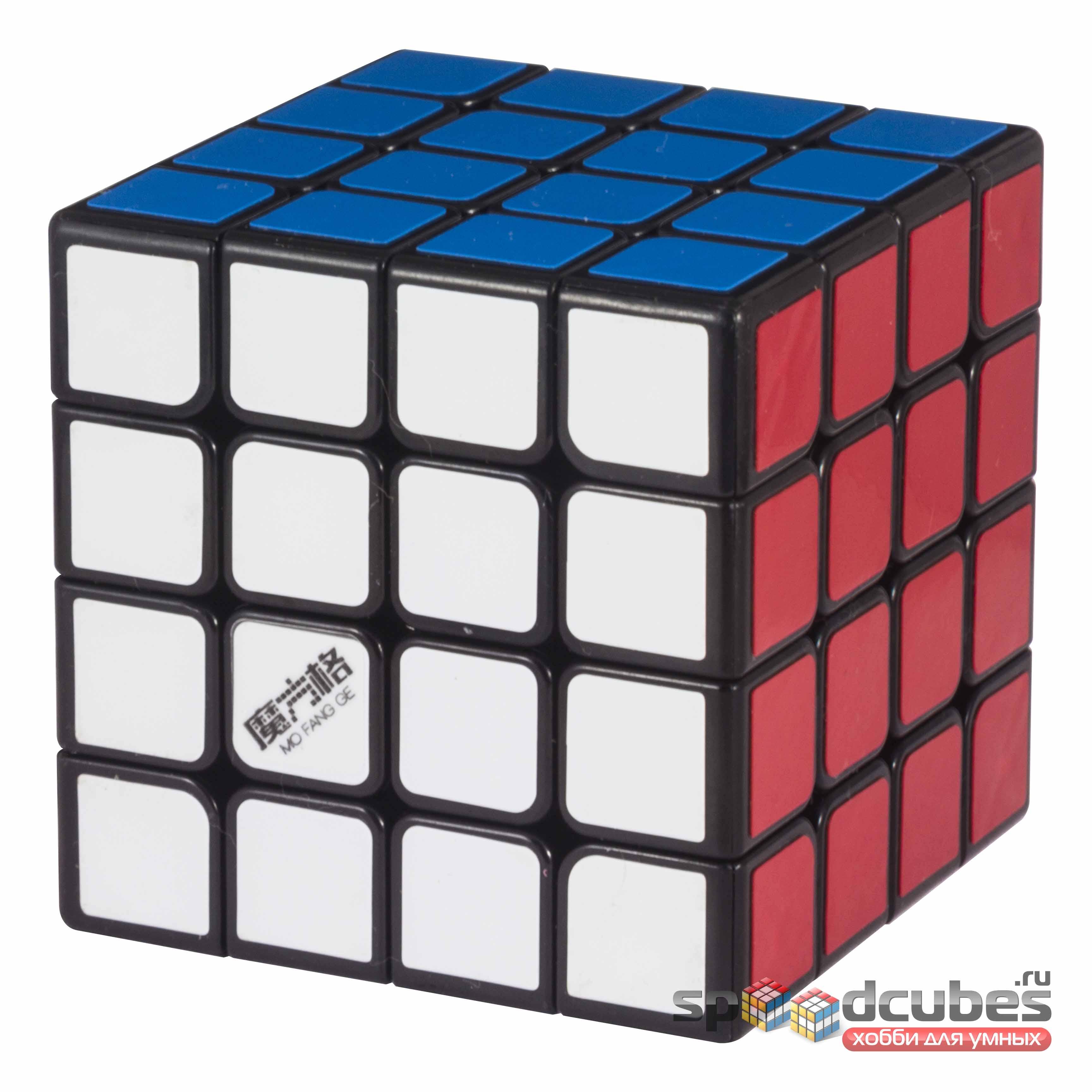 QiYi (MoFangGe) 4x4x4 Thunderclap 6,0 Cm