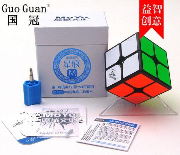 moyu 2x2 guoguan xinghen m 3