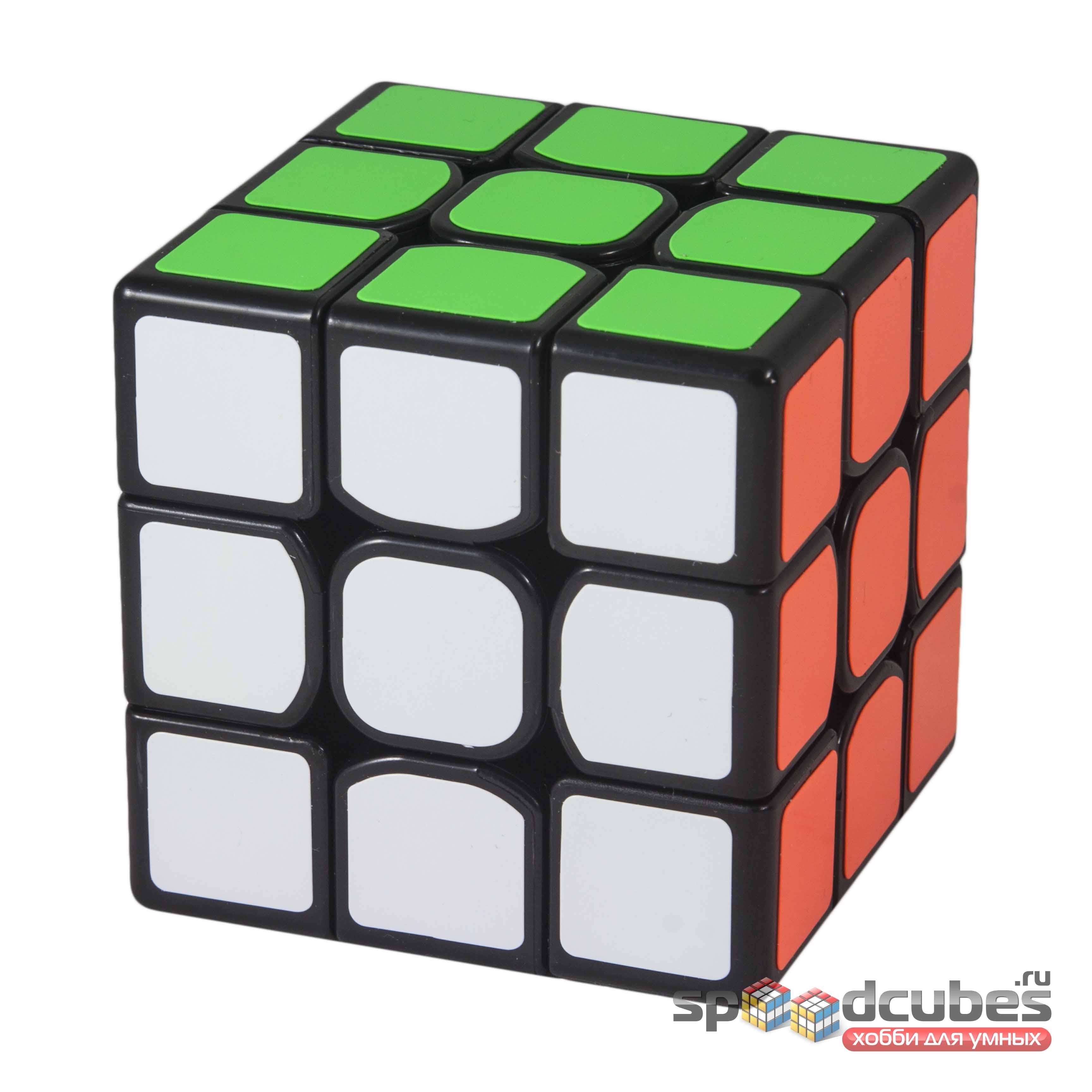 Moyu (yj) 3x3x3 Guanlong Plus Black 2