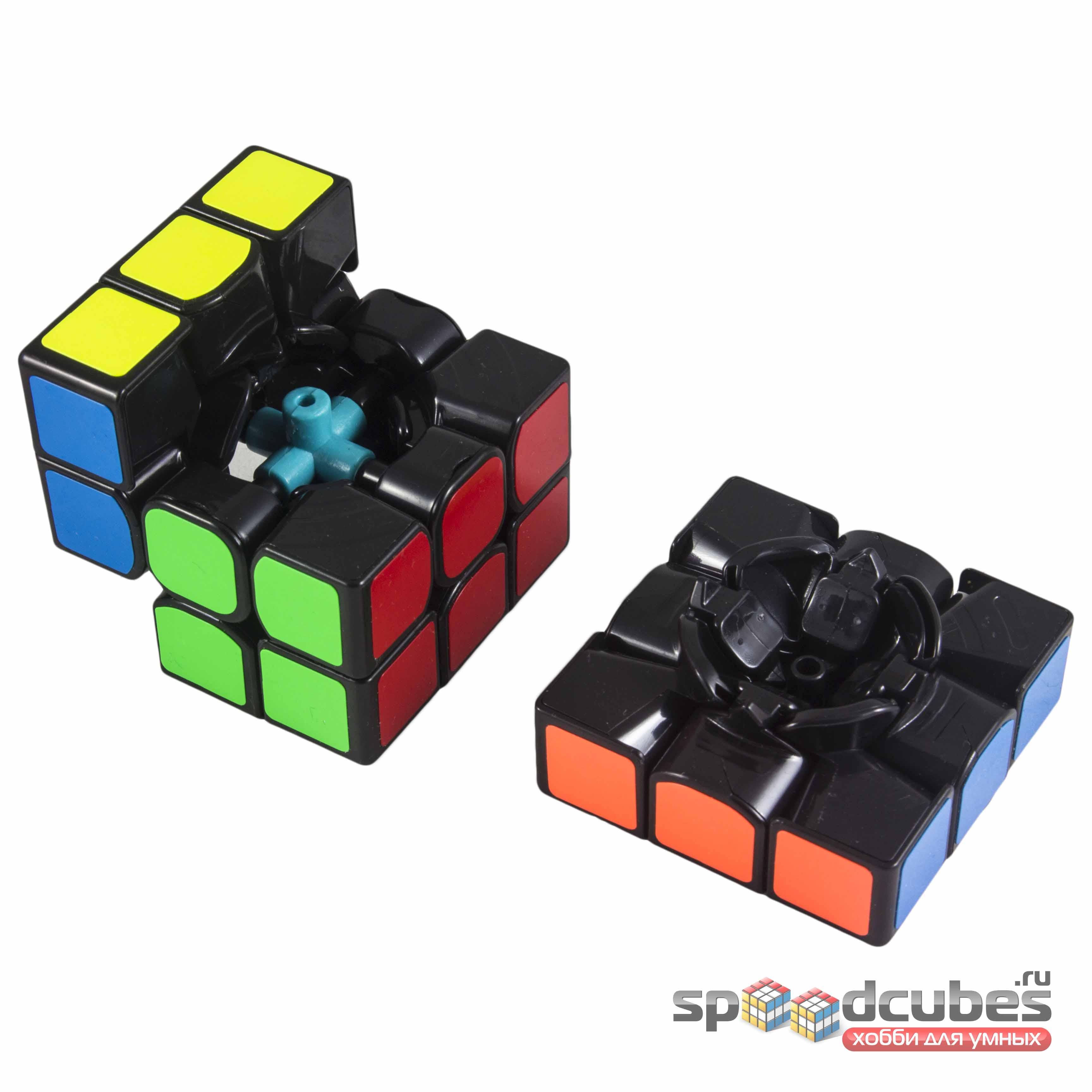 Moyu (yj) 3x3x3 Guanlong Plus Black 3