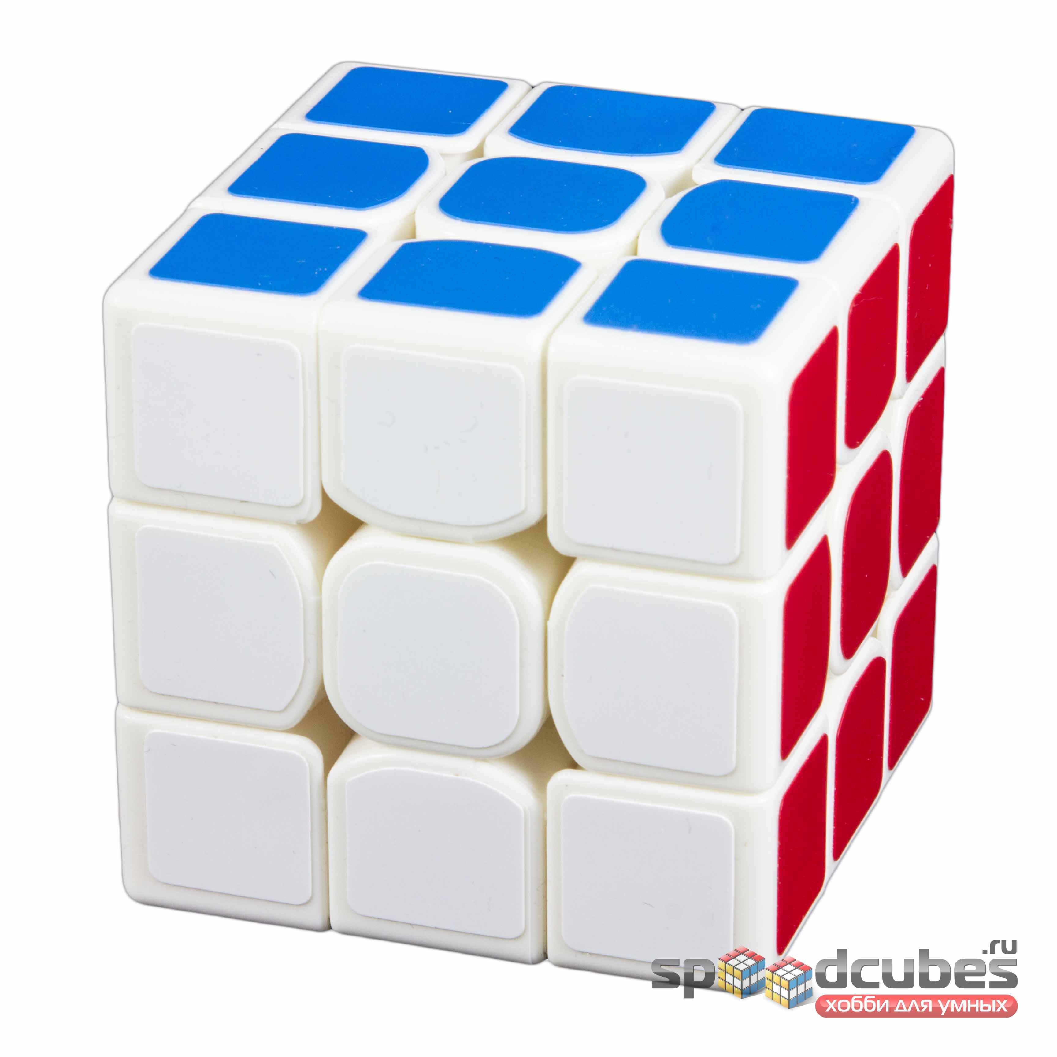 Moyu Yj 3x3x3 Guanlong Plus White 3