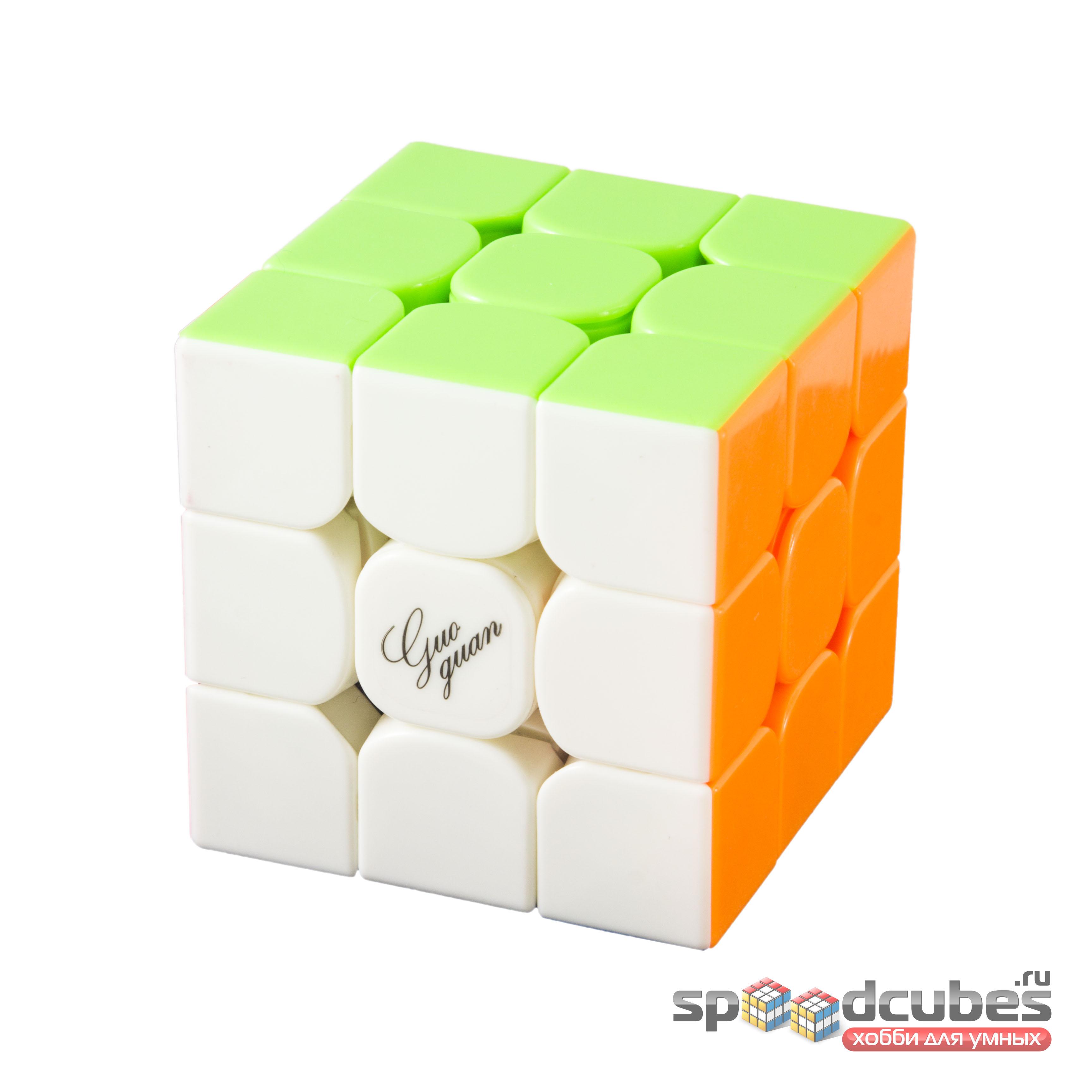 Moyu 3x3x3 Guoguan Yuexiao Pro Color 1
