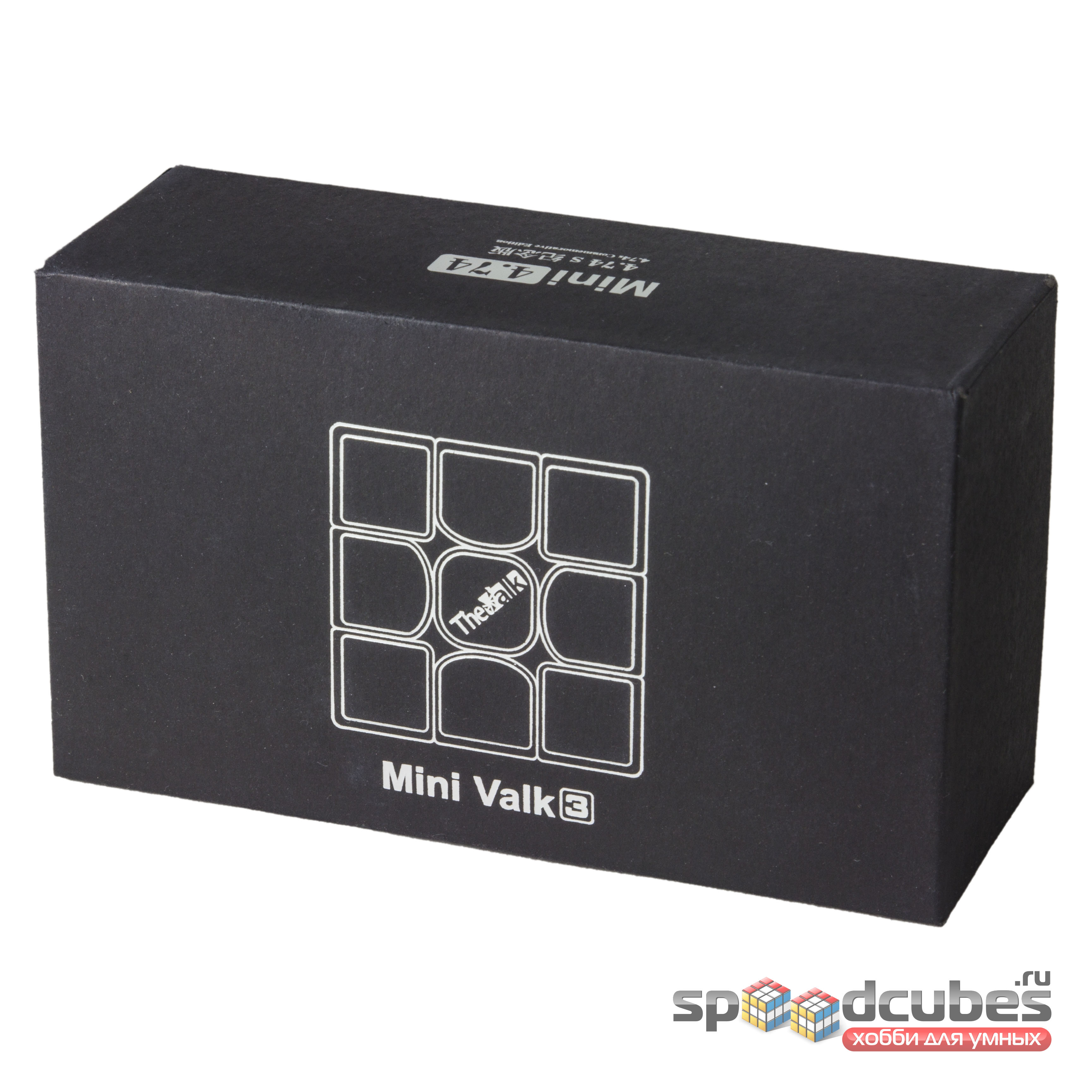 Qiyi Mofangge The Valk 3 Mini Black 1