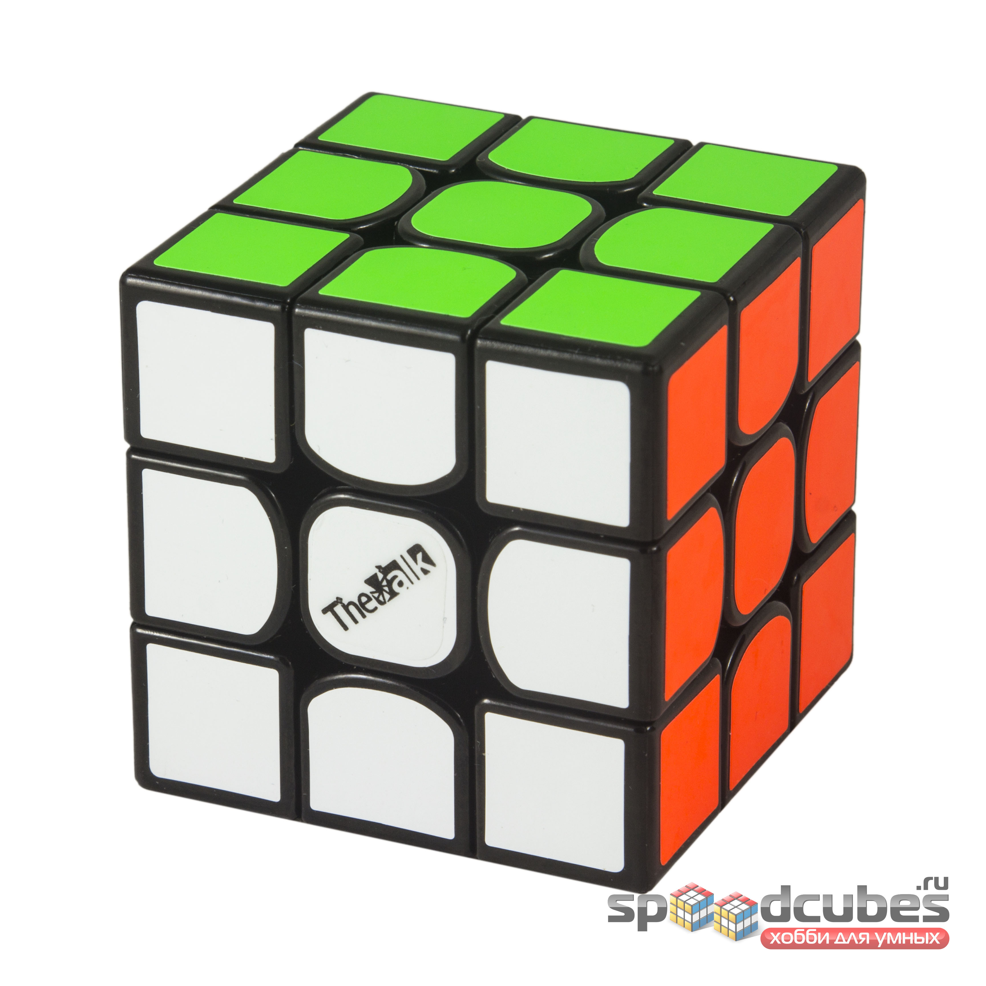 Qiyi Mofangge The Valk 3 Mini Black 3