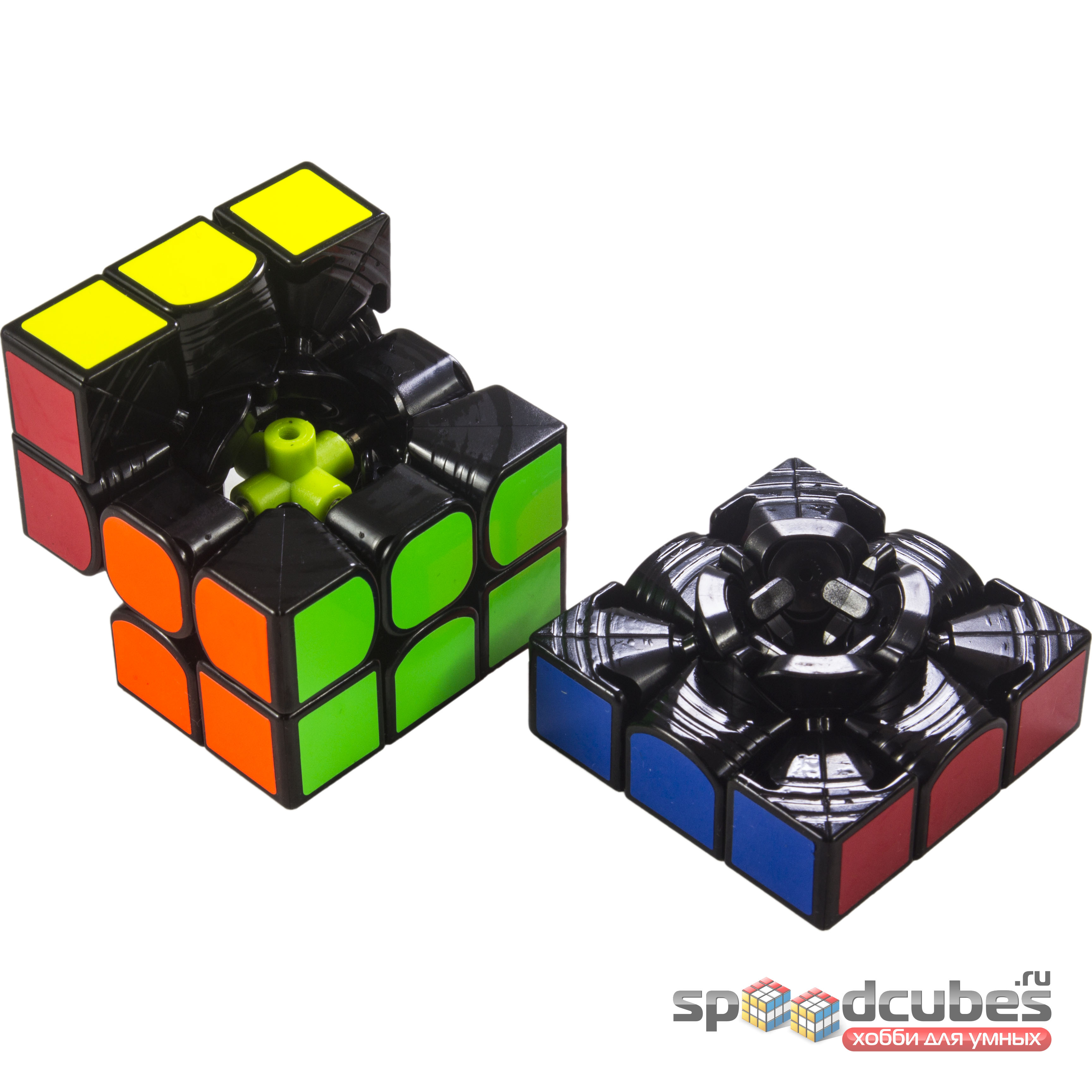 Qiyi Mofangge The Valk 3 Mini Black 4