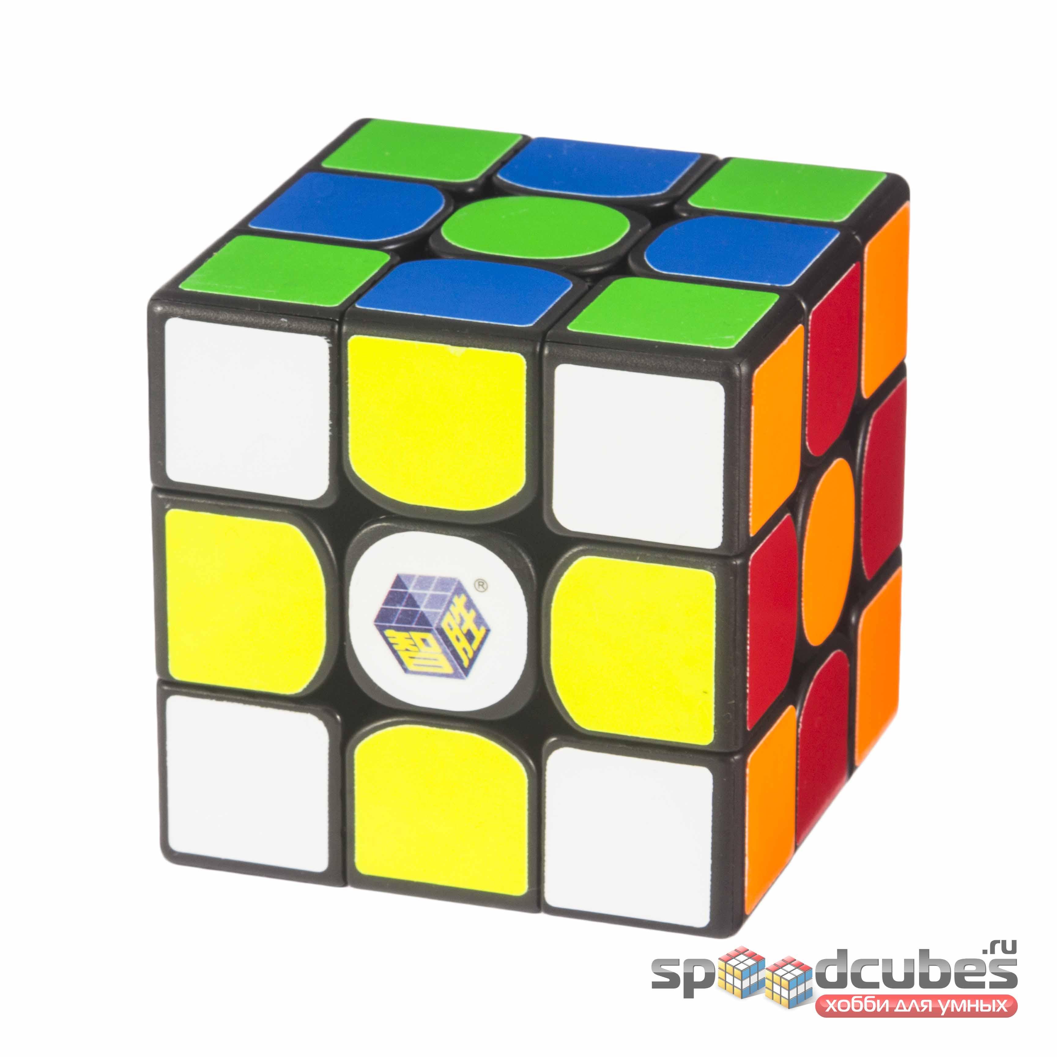 Yuxin 3x3x3 Little Magic Black 3