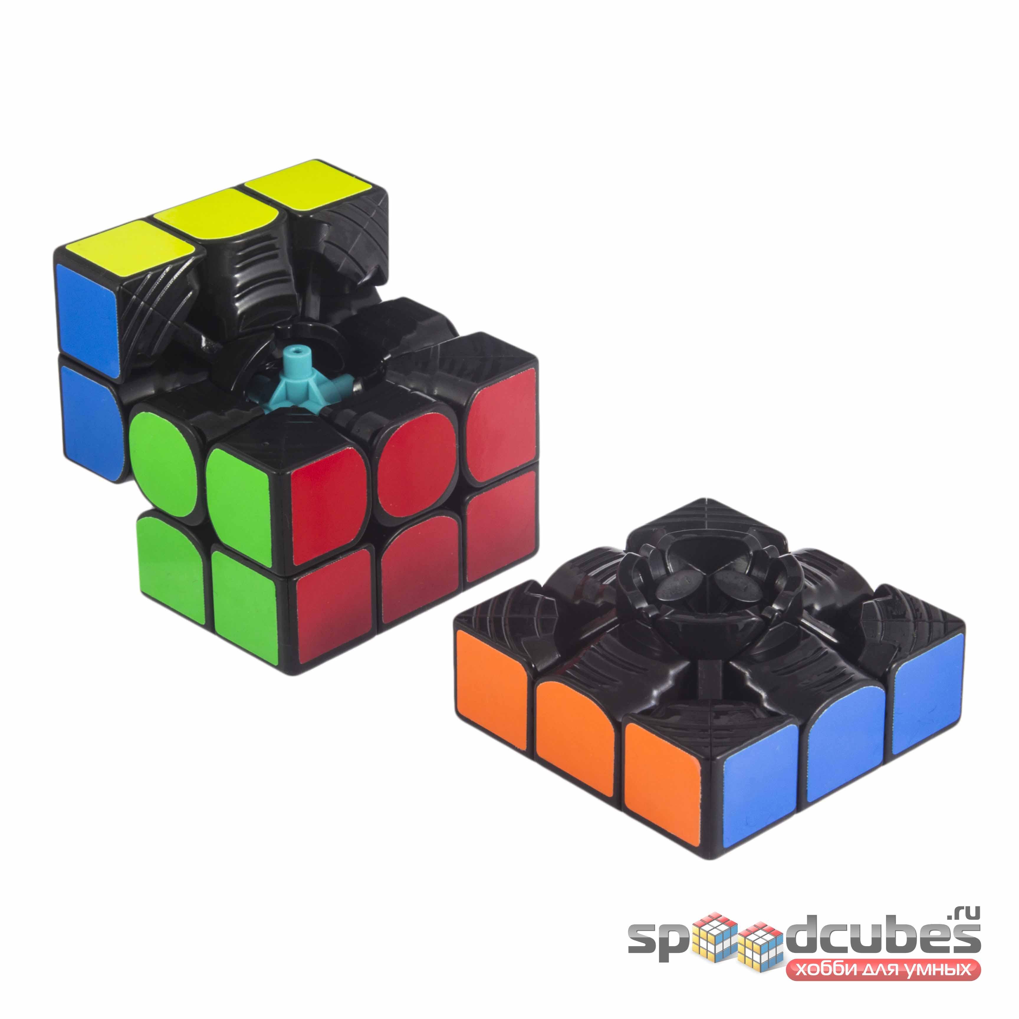 Yuxin 3x3x3 Little Magic Black 4