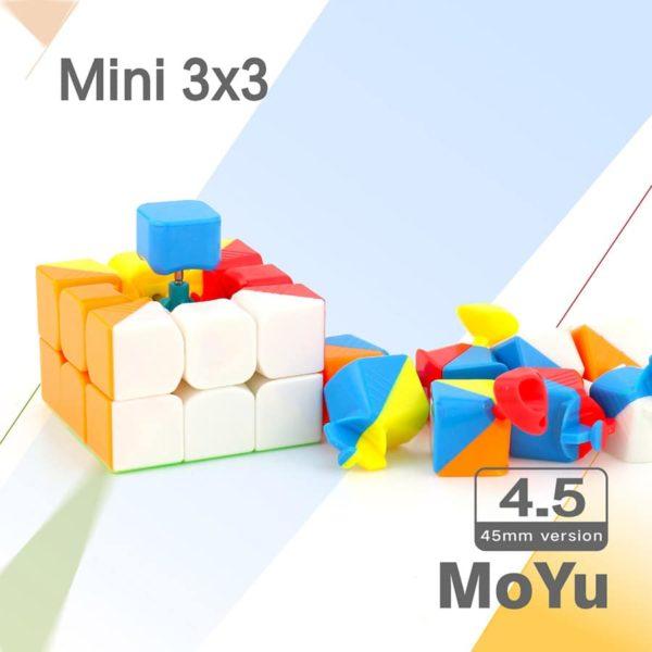 Moyu 3x3 mofangjiaoshi 45 mm mini 5