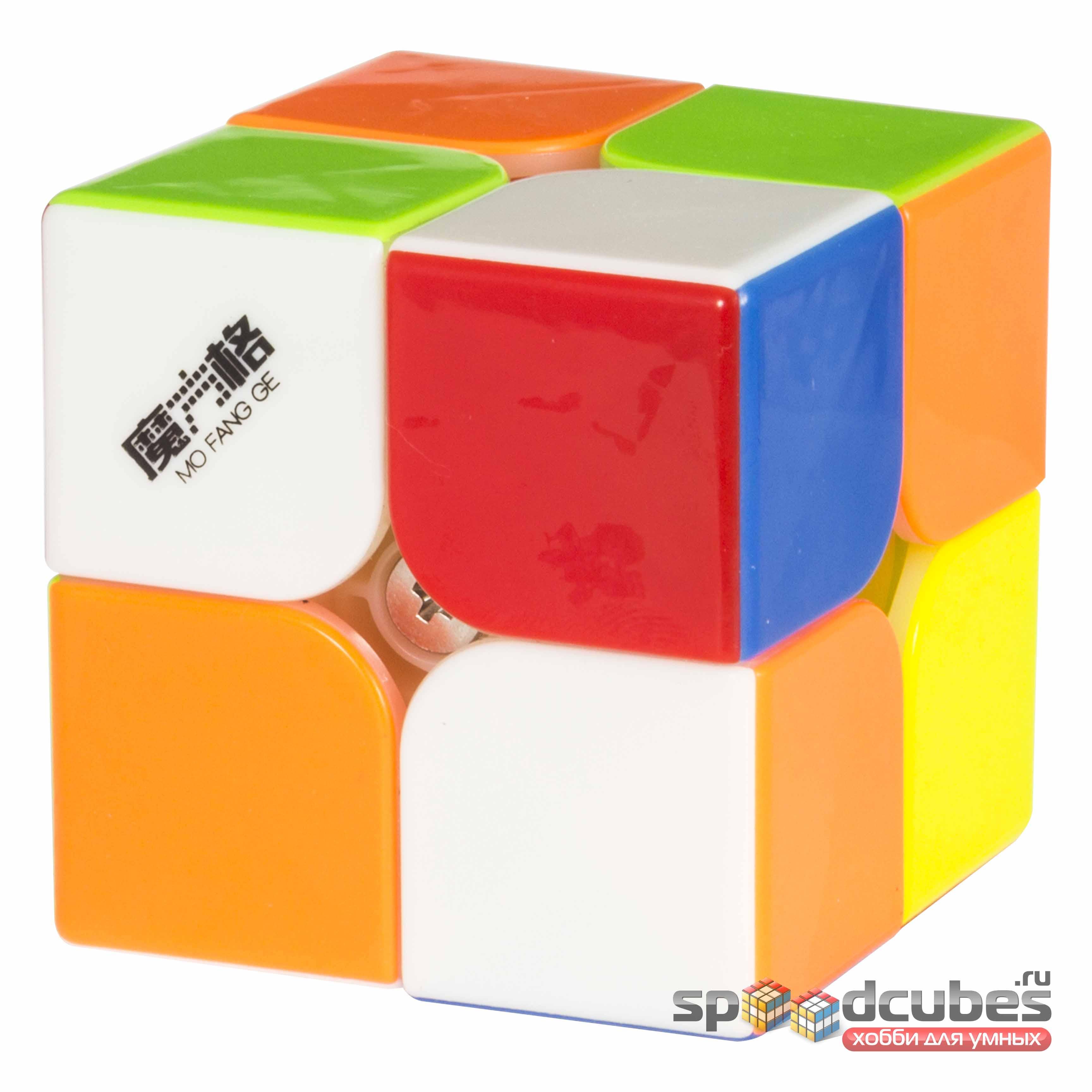 QiYi (MoFangGe) 2x2x2 WuXia M Color 3