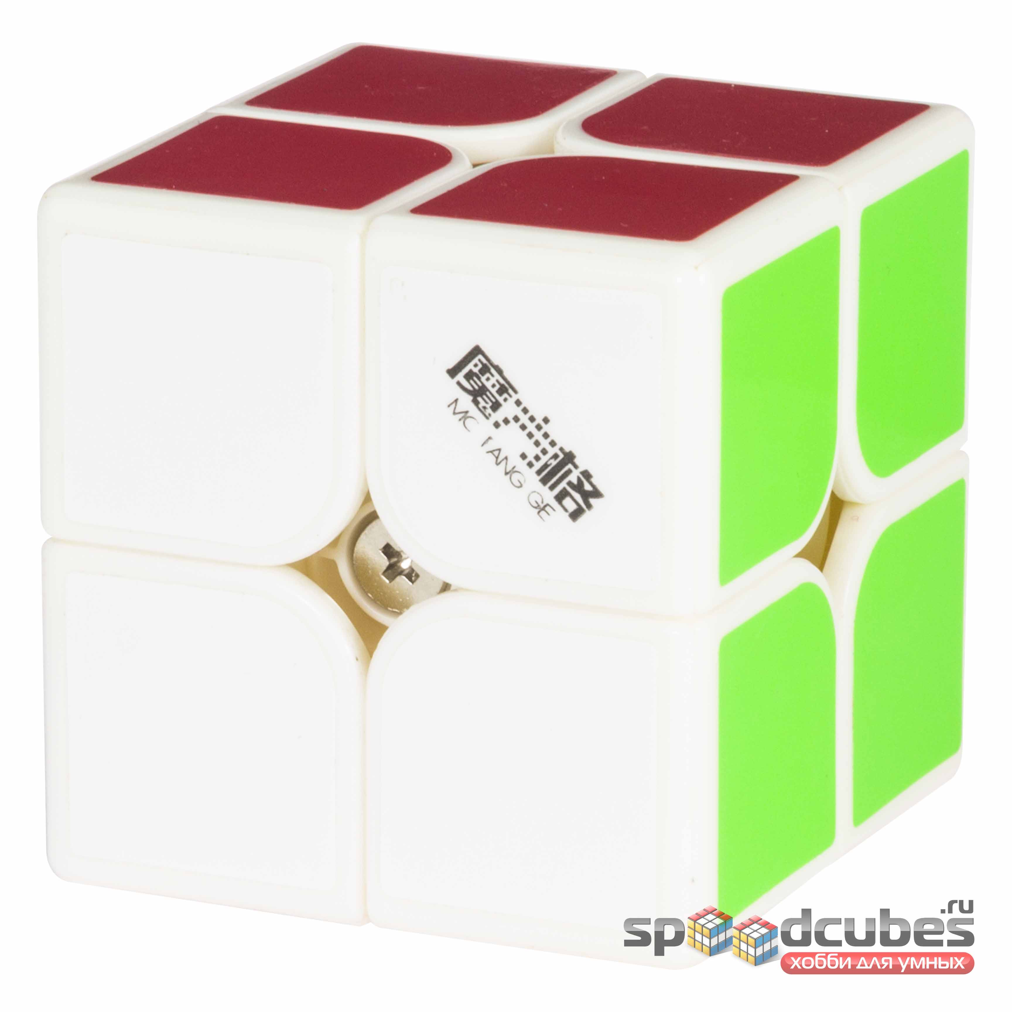 QiYi (MoFangGe) 2x2x2 WuXia White 2