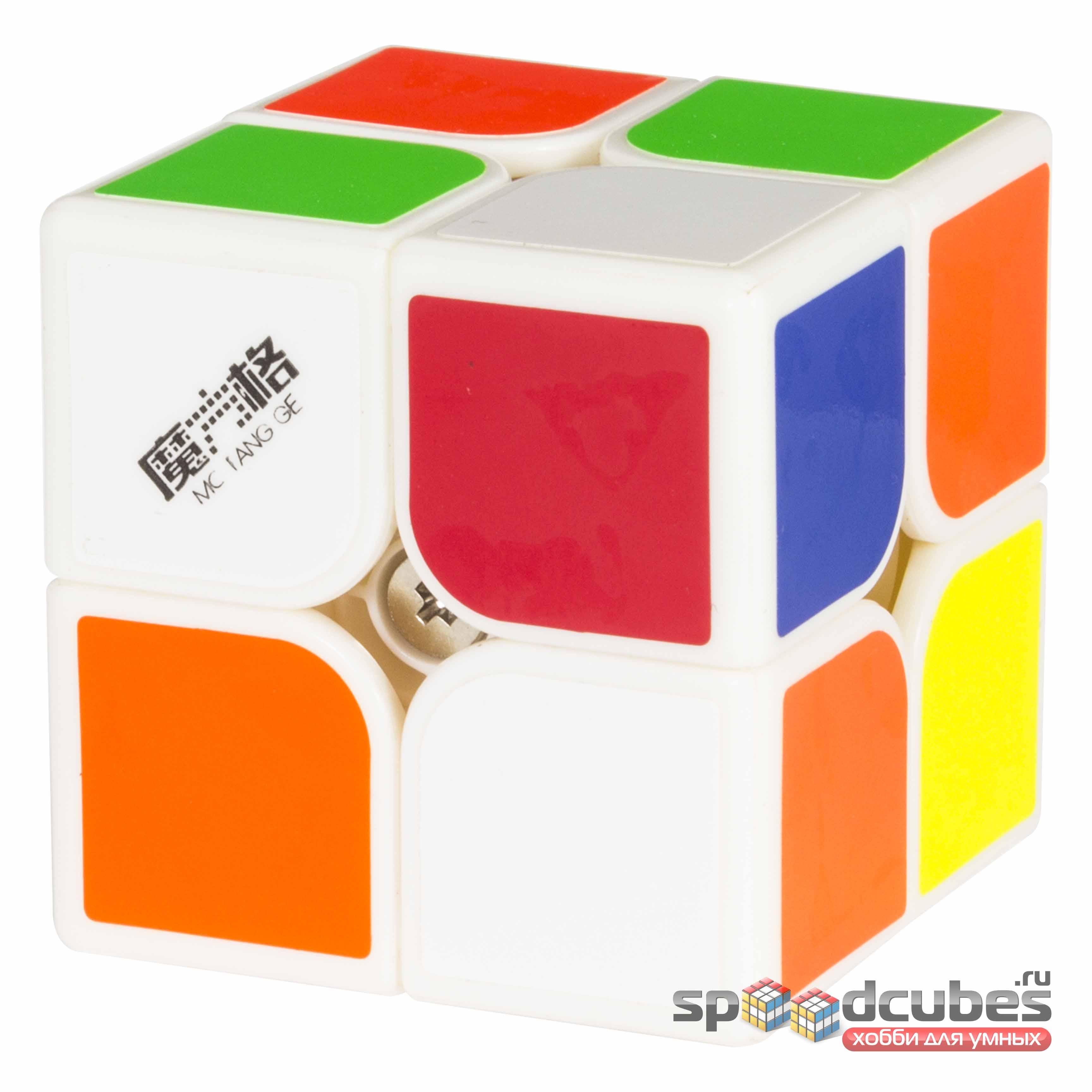 QiYi (MoFangGe) 2x2x2 WuXia White 3