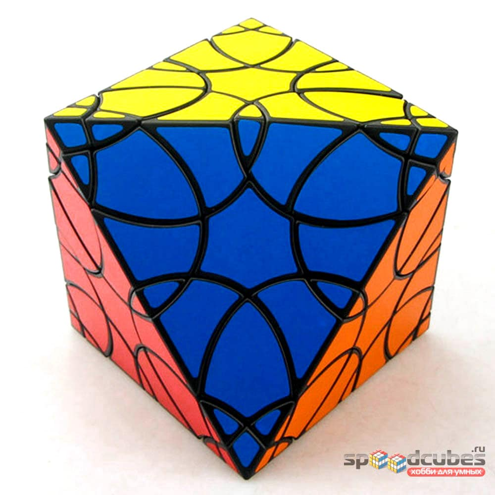 VeryPuzzle Clover Octahedron 1