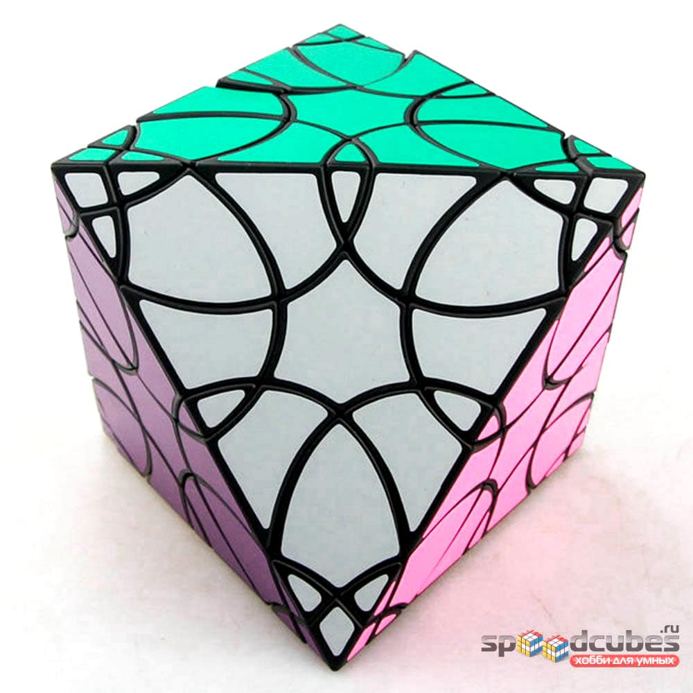VeryPuzzle Clover Octahedron 2