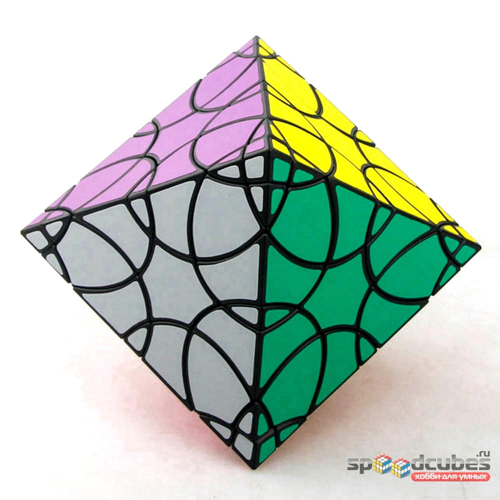 VeryPuzzle Clover Octahedron 3