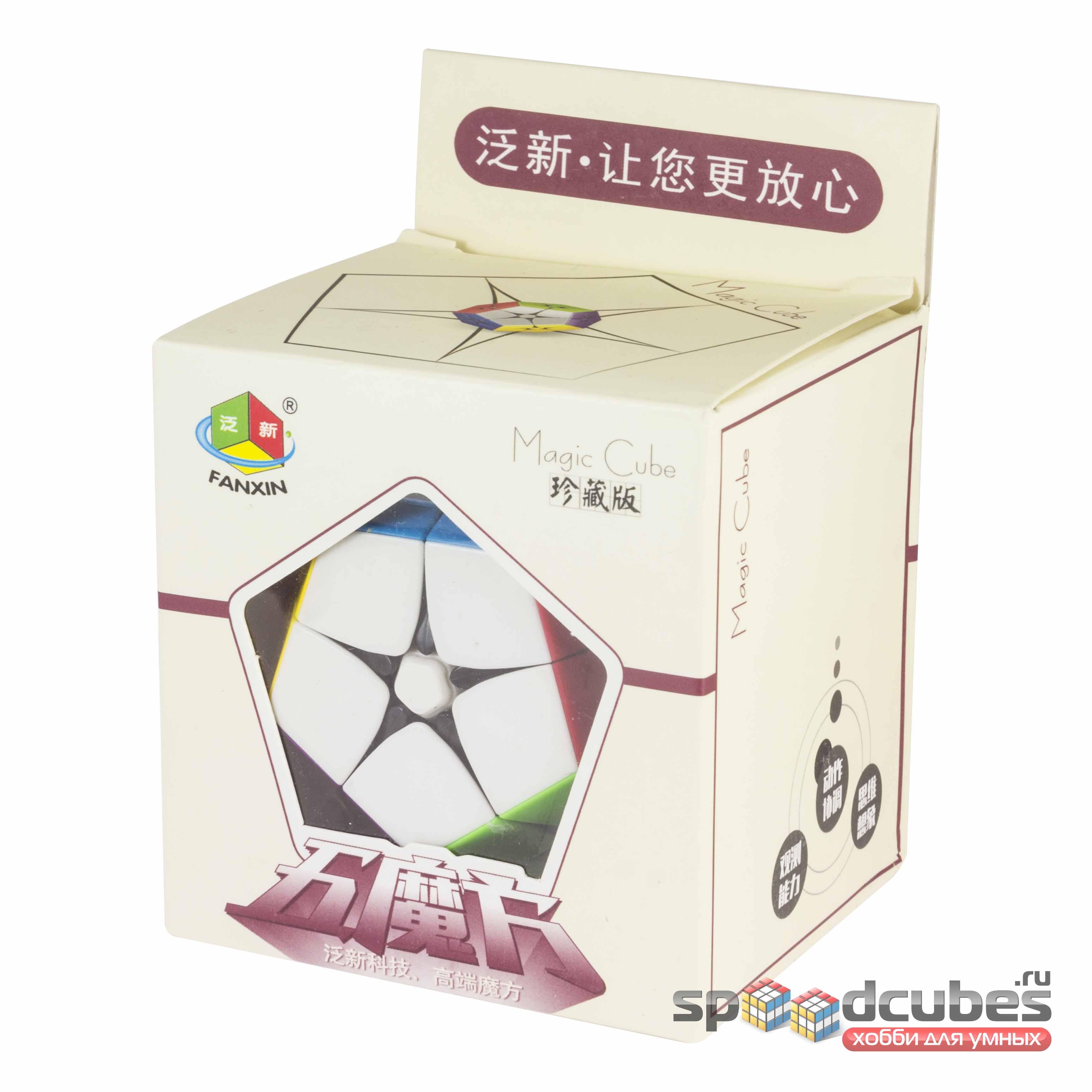 Fanxin Megaminx (Kilominx) 2×2 3