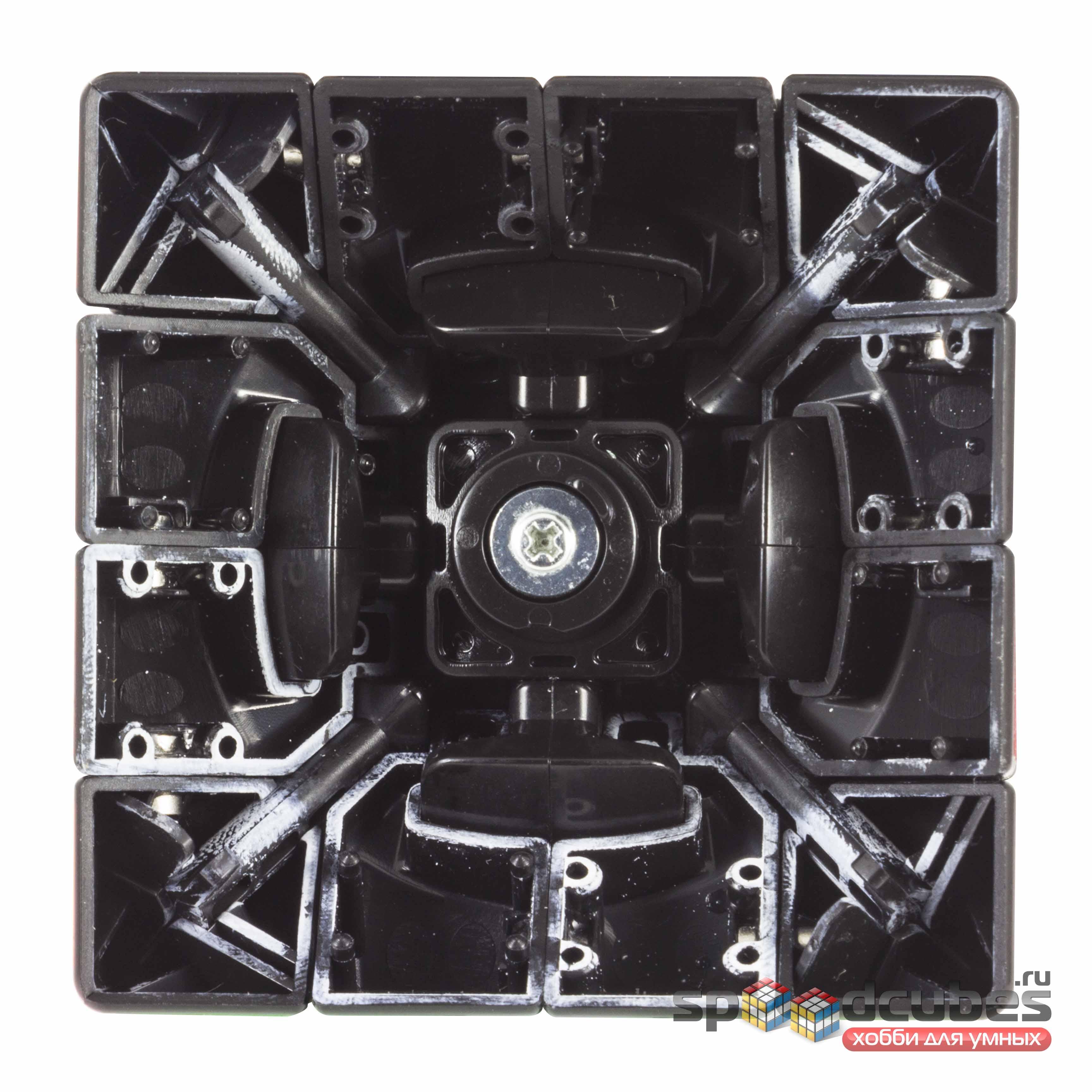 MoYu 4x4x4 Aosu GTS M Black 6