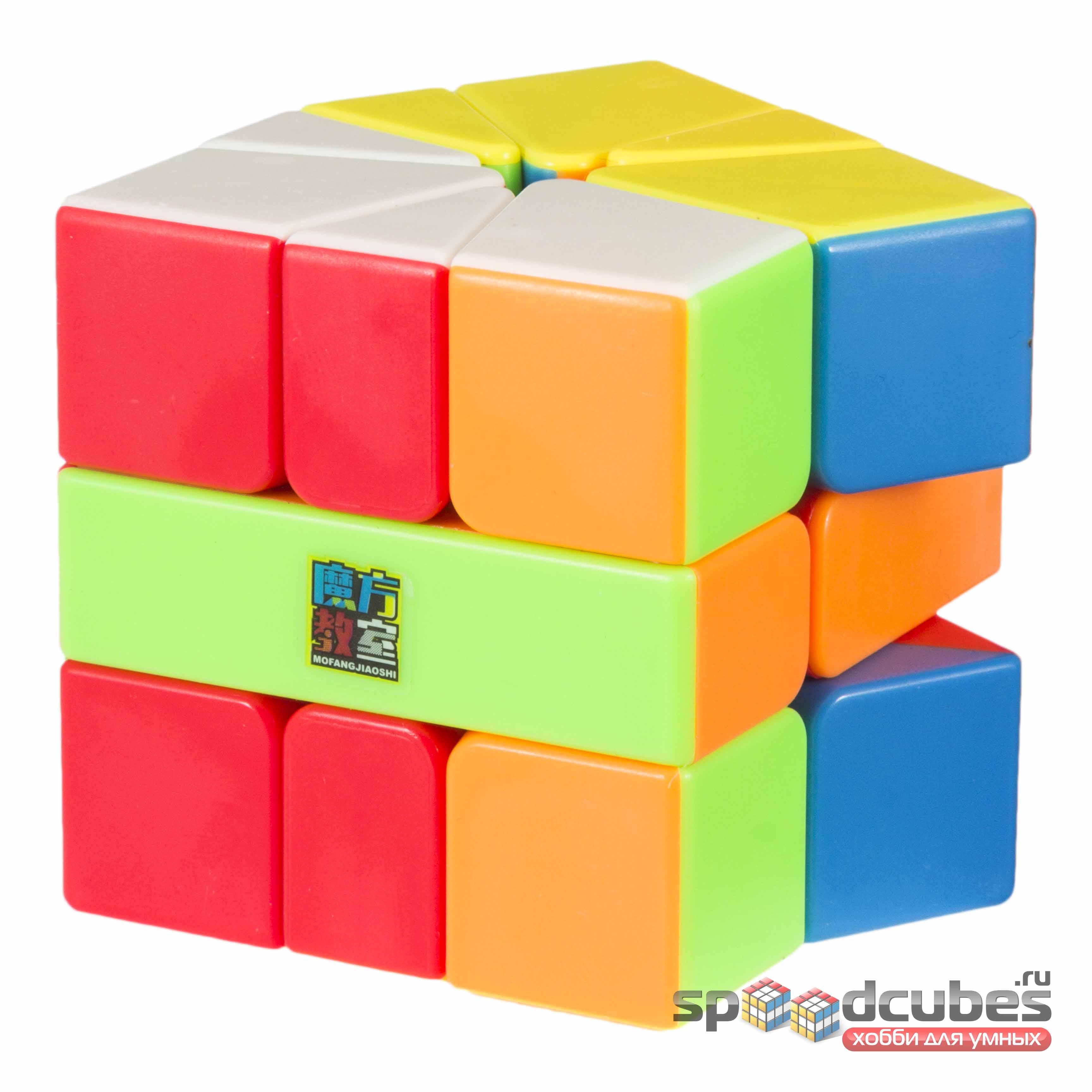 MoYu MoFangJiaoShi Square 1 Color 3