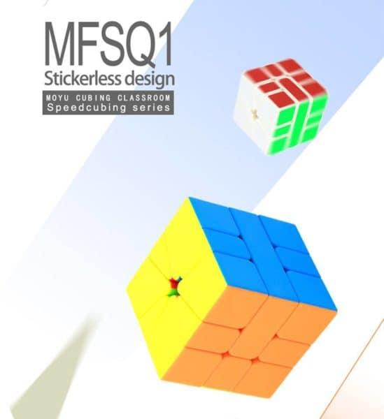 moyu mofangjiaoshi square-1 1