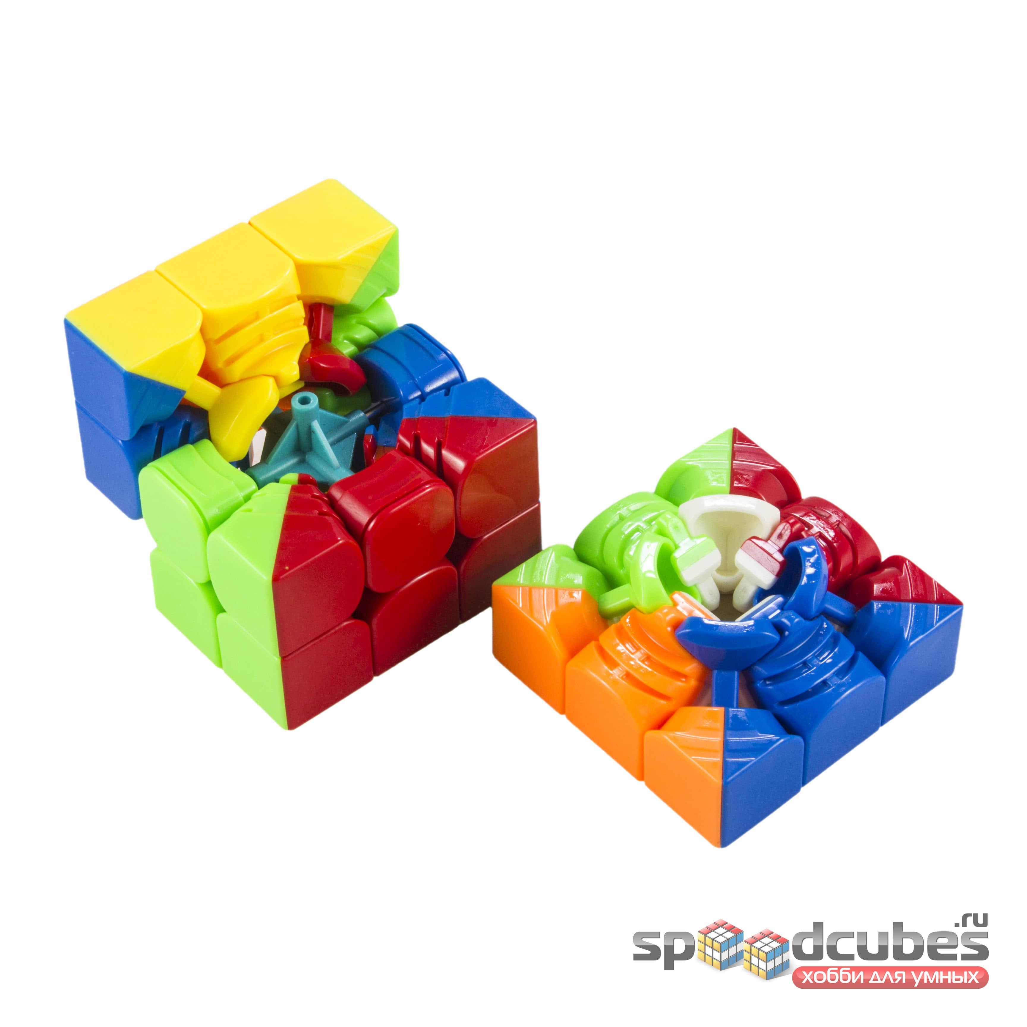 Moyu 3x3x3 Guoguan Yuexiao Pro M Color 4