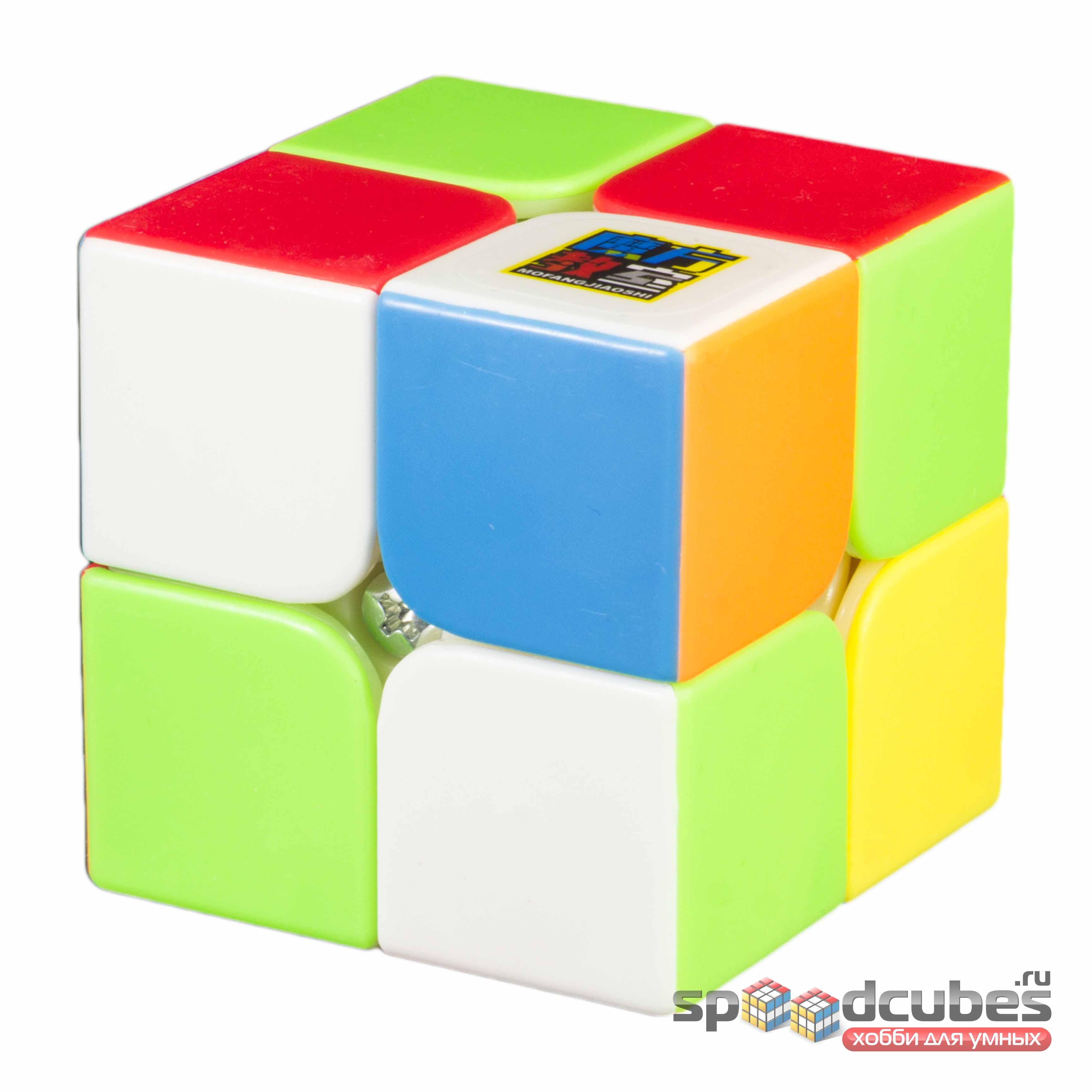 MoYu Cubing Classroom Mini (набор Moyu MF2s, MF3s, MF4s) 3