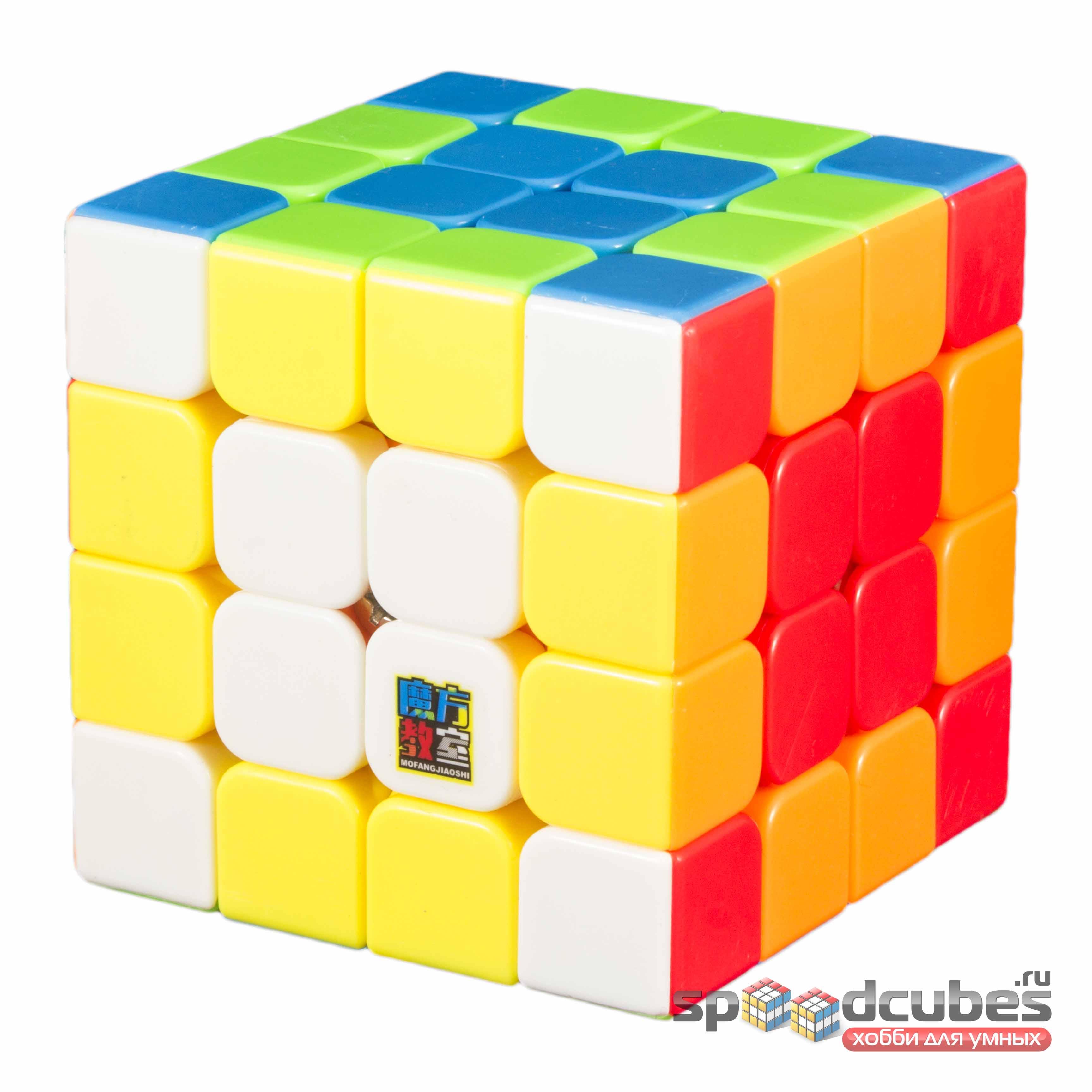 MoYu Cubing Classroom Mini (набор Moyu MF2s, MF3s, MF4s) 5