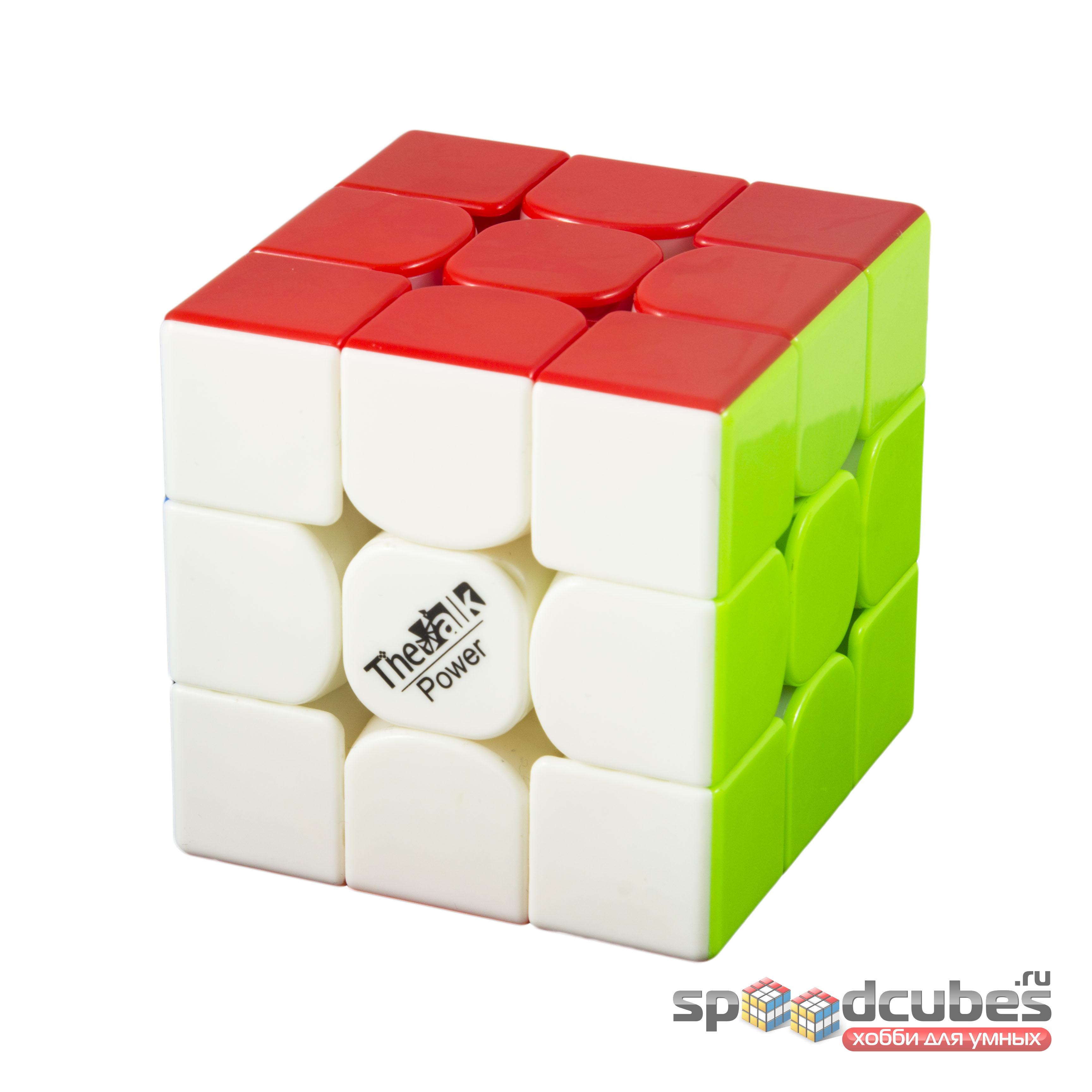 QiYi (MoFangGe) 3x3x3 Valk 3 Power (цв)