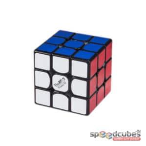 QiYi (MoFangGe) 3x3x3 Valk 3 Power M (черный/белый)