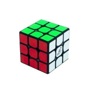 QiYi (MoFangGe) 3x3x3 Valk 3 Power (черный/белый)