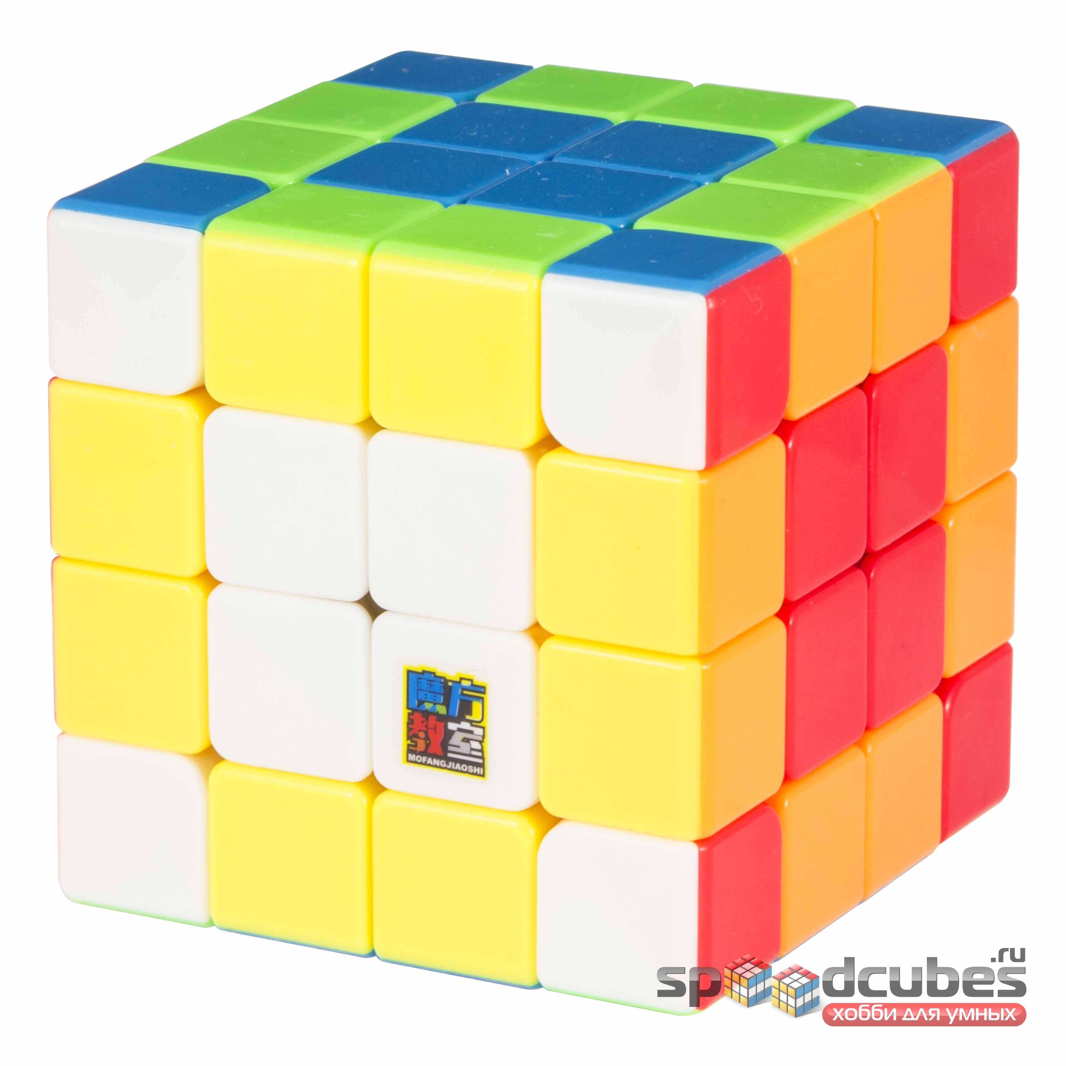 MoYu 4x4x4 MofangJiaoshi MF4 Tsv 3