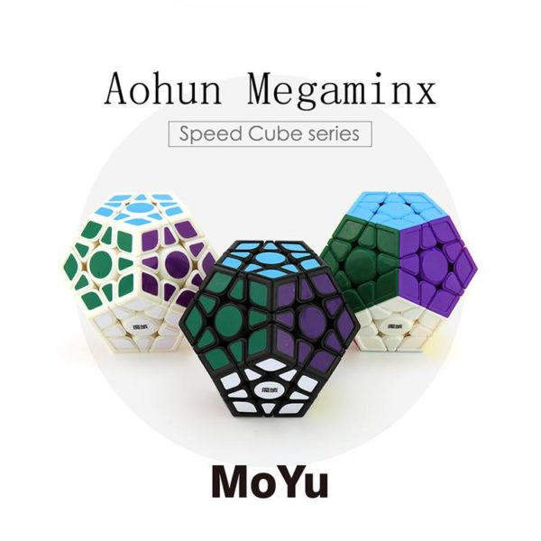 Moyu Aohun Megaminx 3