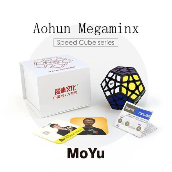 Moyu Aohun Megaminx 4