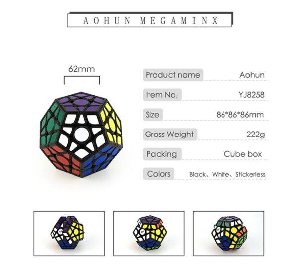 Moyu Aohun Megaminx 5