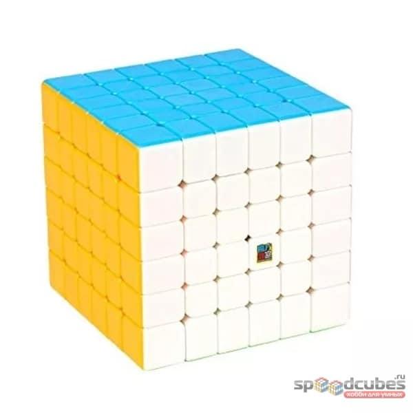 MoYu 6x6x6 Mofangjiaoshi MF6 (цв)
