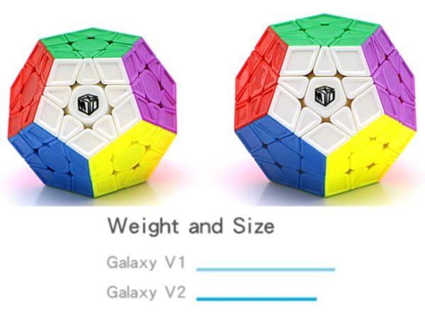 qiyi galaxy megaminx v2 3