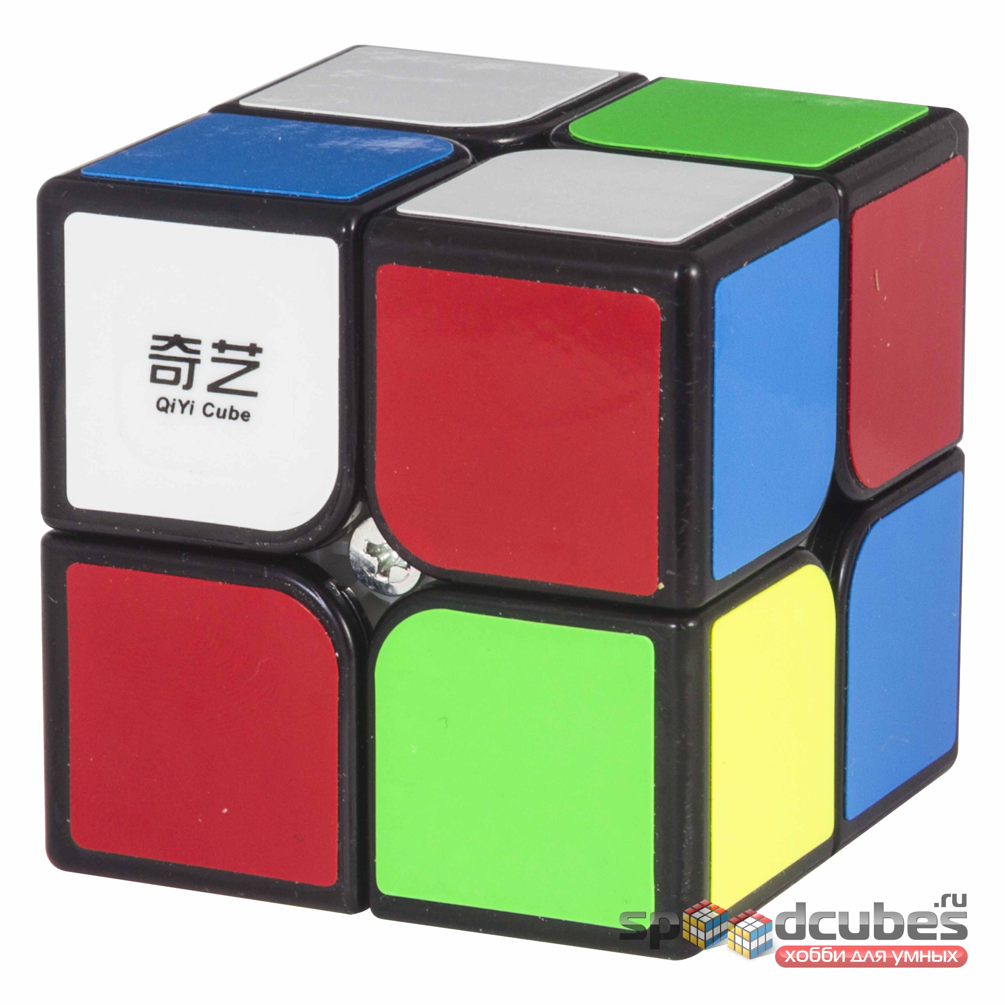 QiYi (MofangGe) 2x2x2 QiDi 3