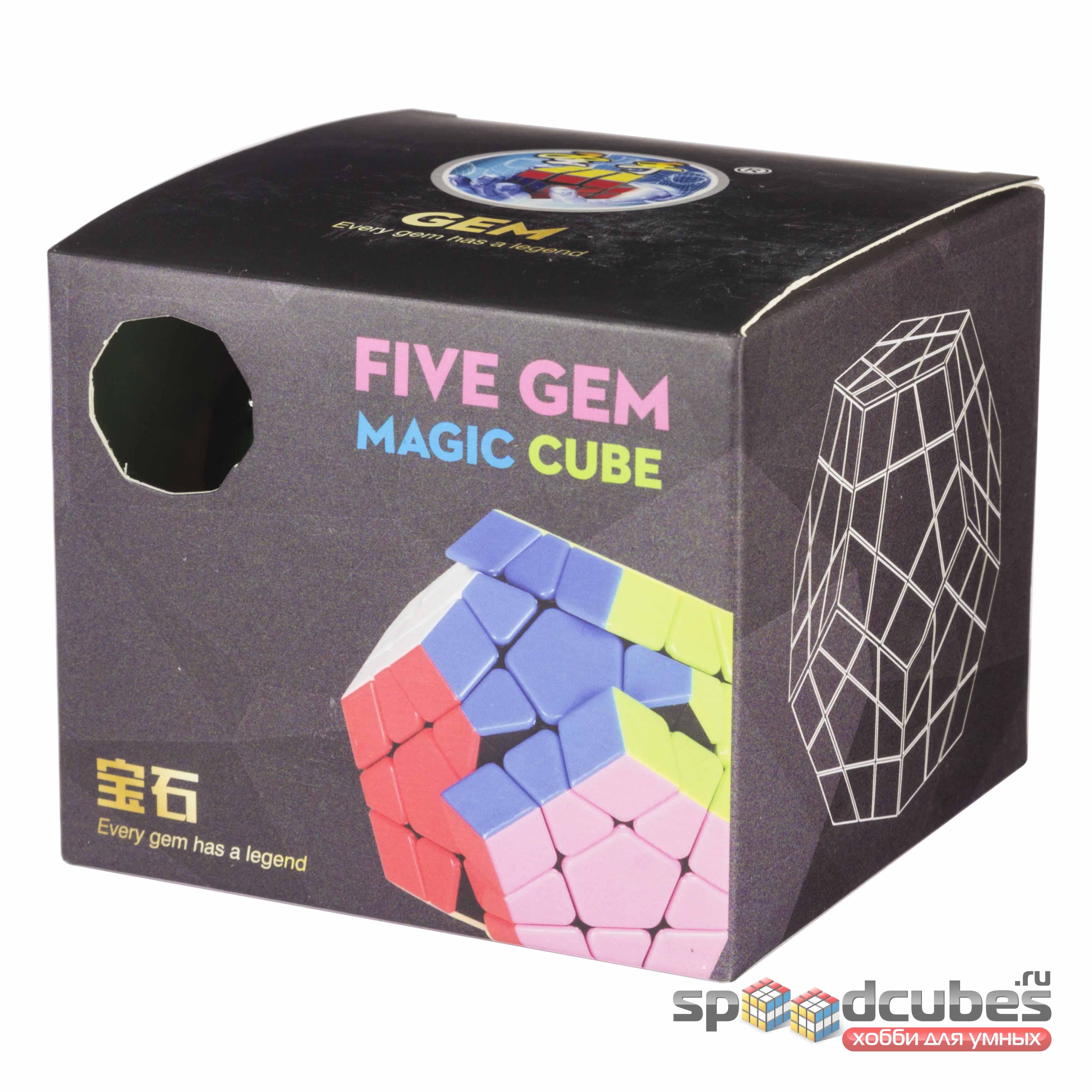 ShengShou Gem Megaminx 1